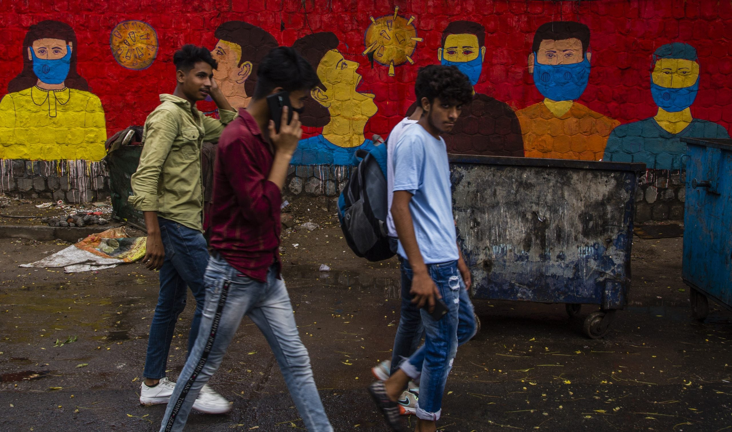 India's millennials have been hit hard by the Covid recession