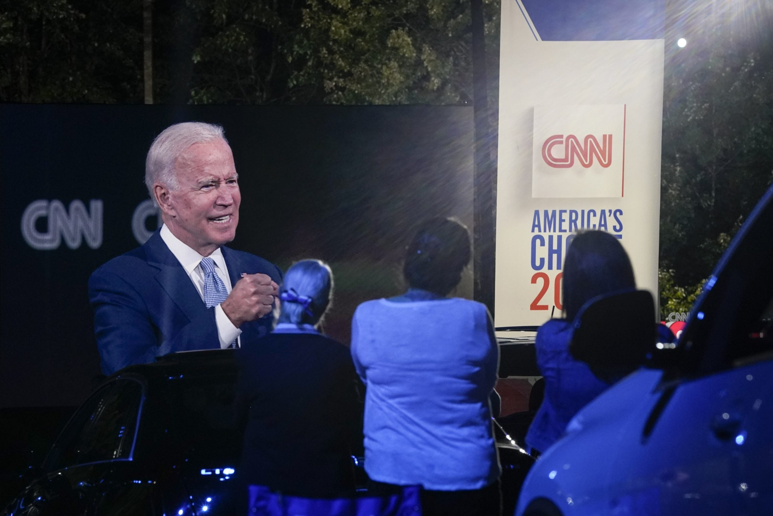 Joe Biden and the US media's fight to restore objective truth
