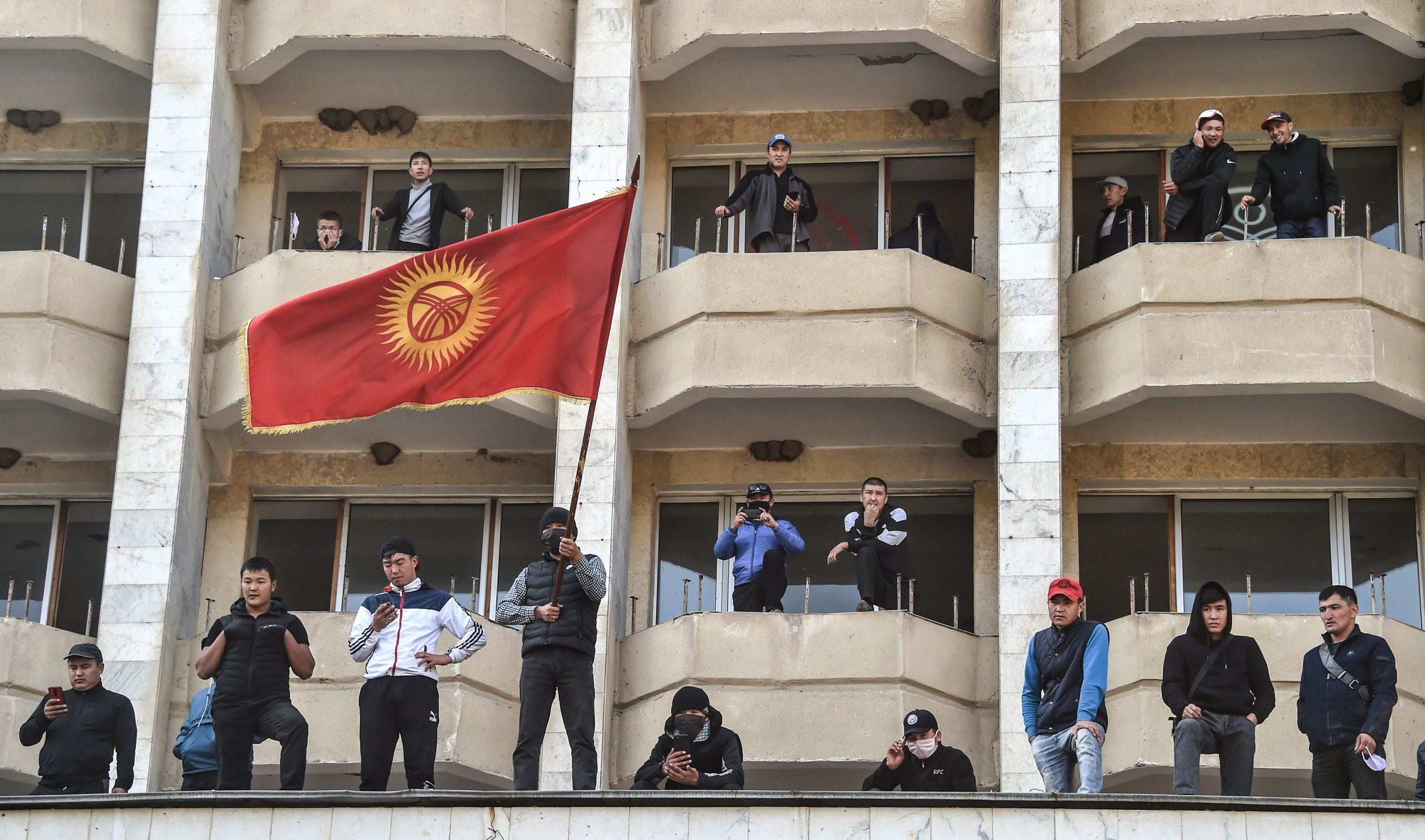 How unrest from Kyrgyzstan to Belarus is challenging Russia's Soviet legacy