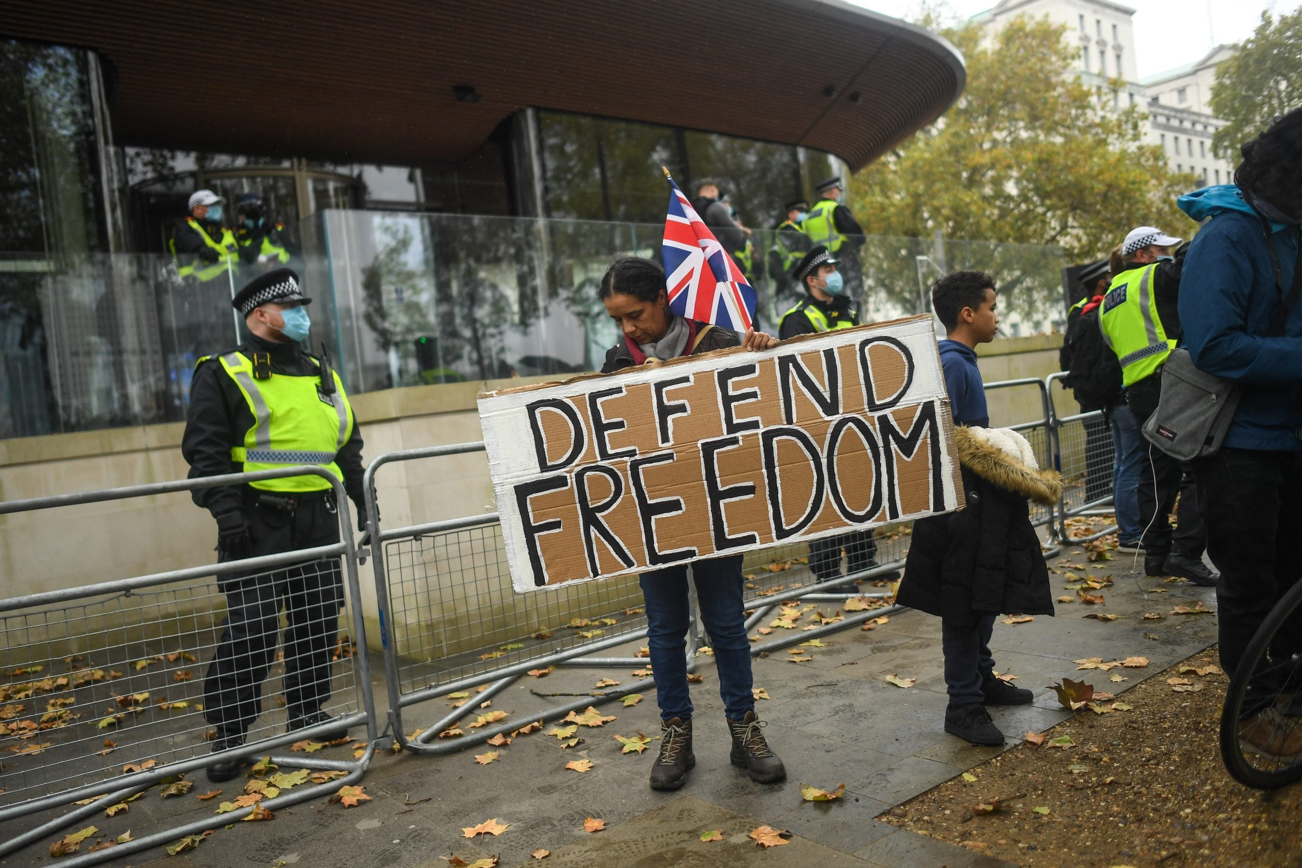 """How the government got duped by the myth of """"freedom-loving"""" Britain"""