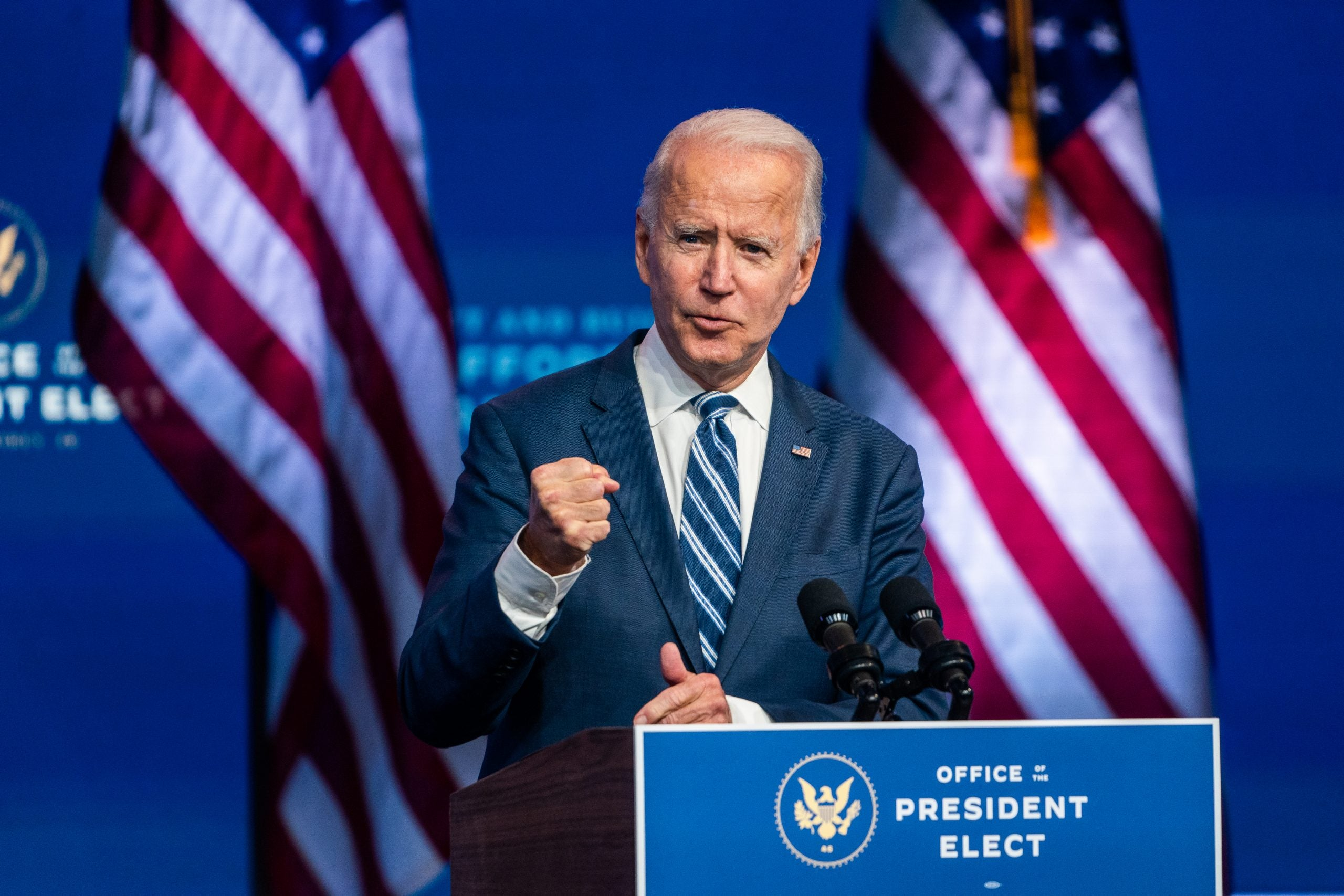 Why Joe Biden's victory in the US election is good news for Boris Johnson