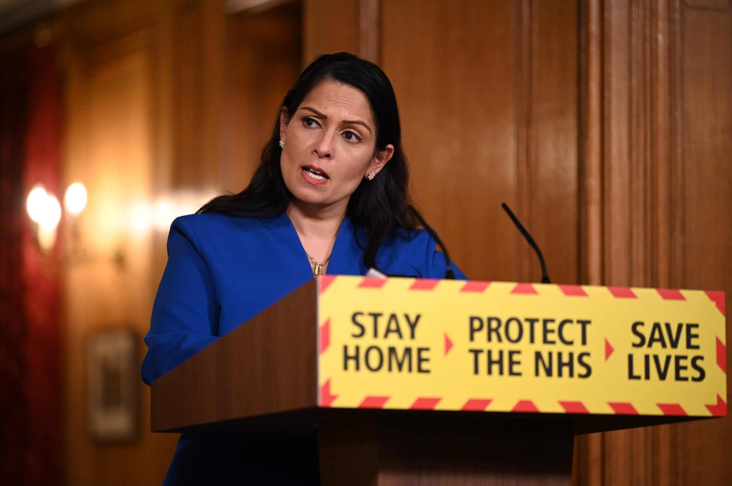 Sasha Swire's Diary: Squabbling birds, Priti Patel's bloodlust, and why Keir Starmer won't save Labour