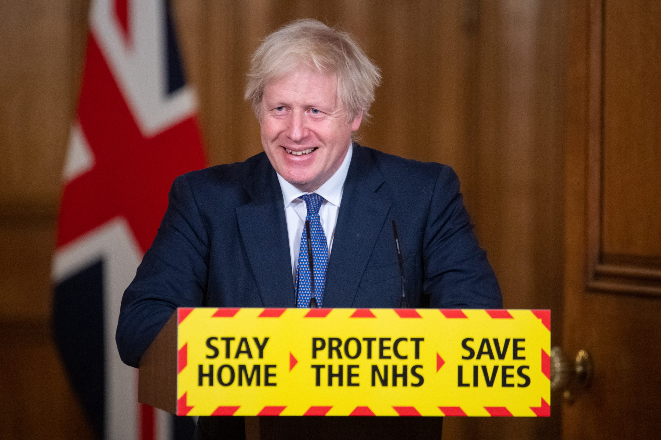 Boris Johnson's clever trick to get away with anything – even the Covid catastrophe