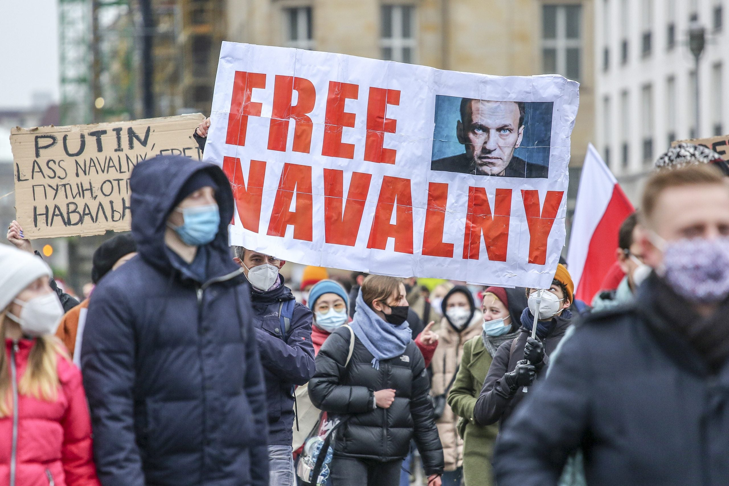 """""""People are scared"""": Vladimir Putin's crackdown on the Russian opposition"""