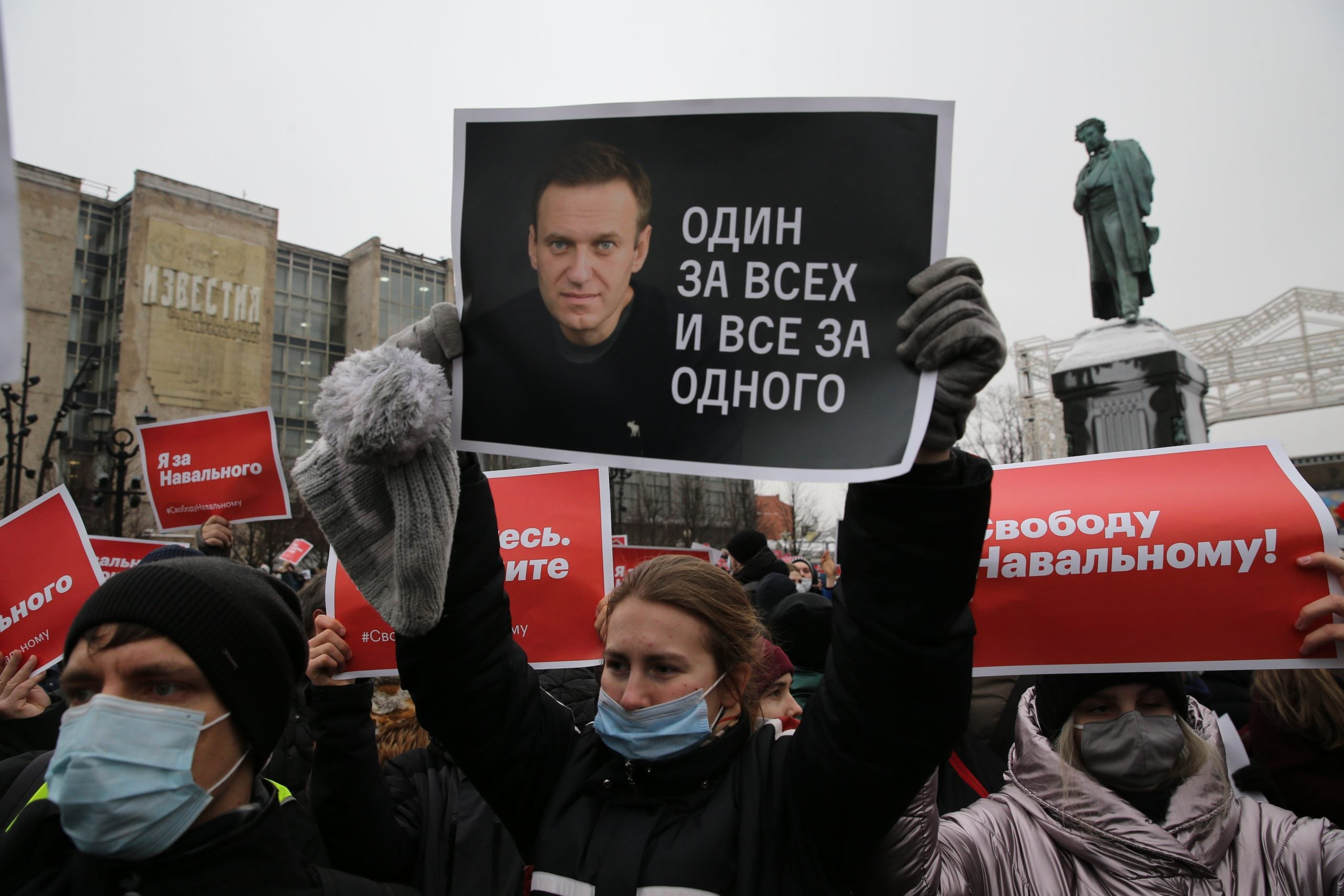 What the arrest of Alexei Navalny means for Putin's rule in Russia