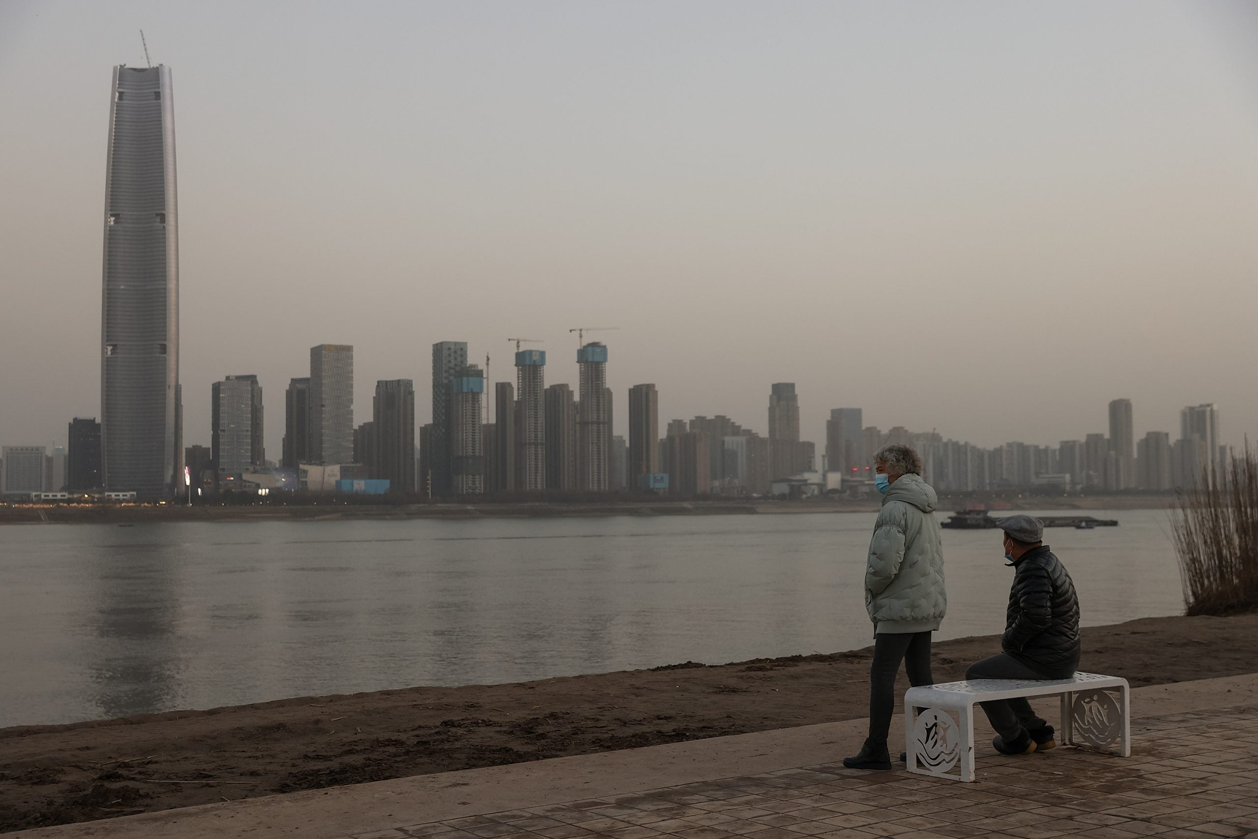 Wuhan, one year on from the Covid-19 outbreak