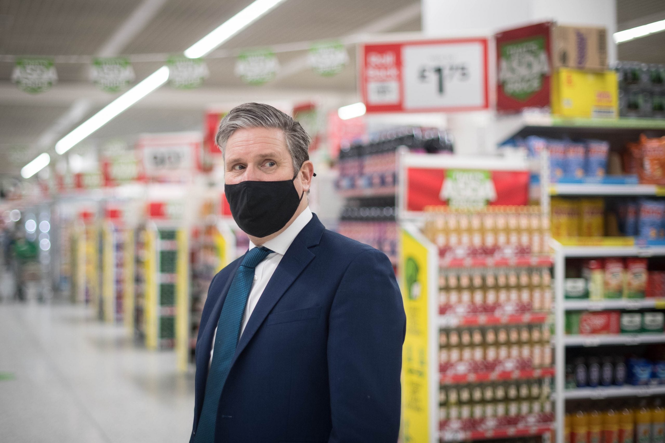 Should Labour be attacking the government over its pandemic response?