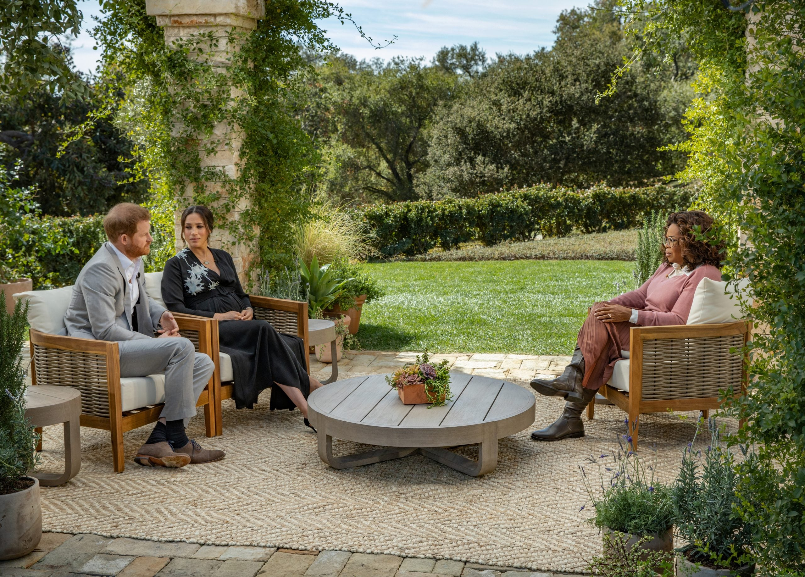 Why Harry and Meghan's Oprah interview was the most successful in royal history