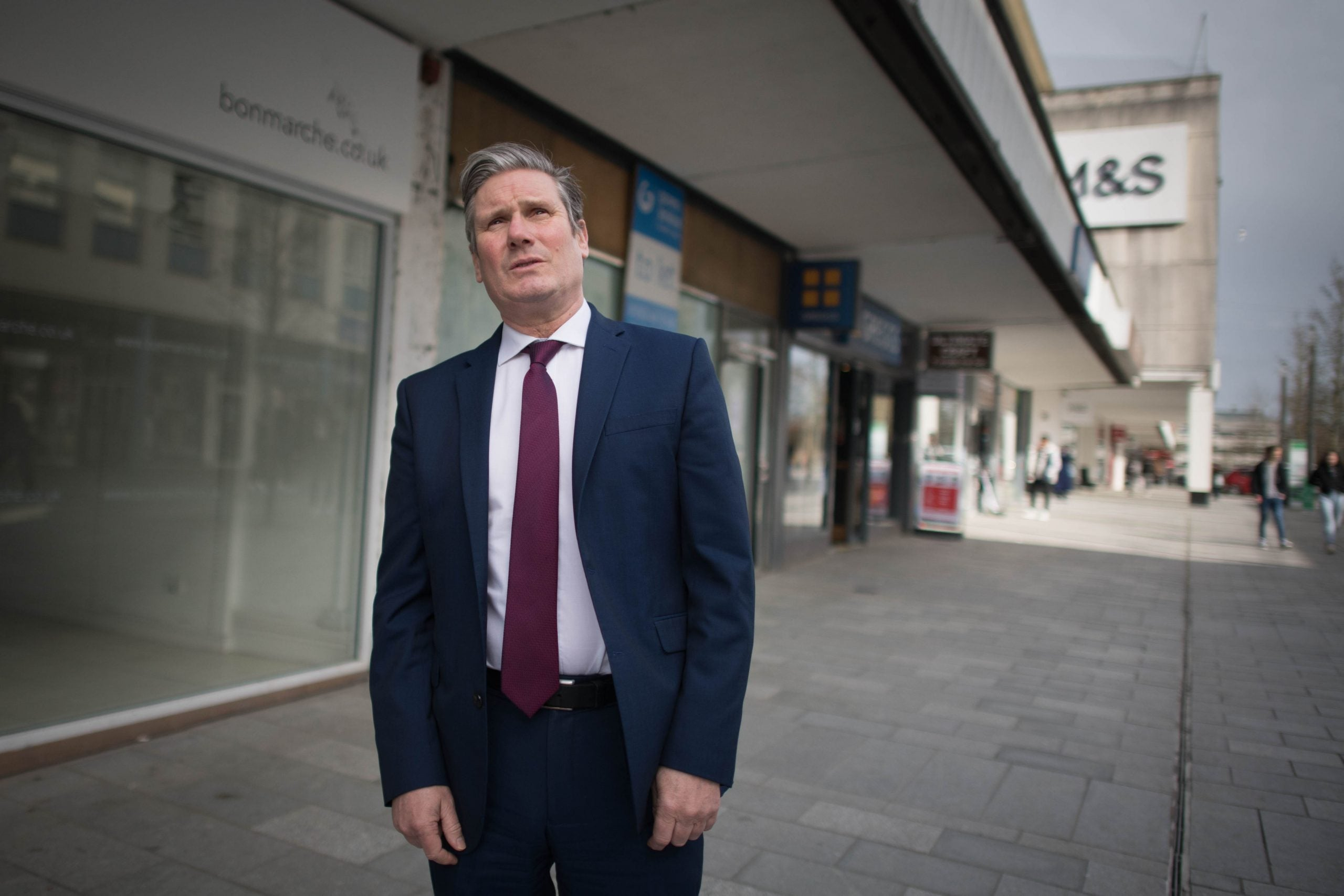 It's too early to write off Keir Starmer's leadership – but soon he will have to address the nation