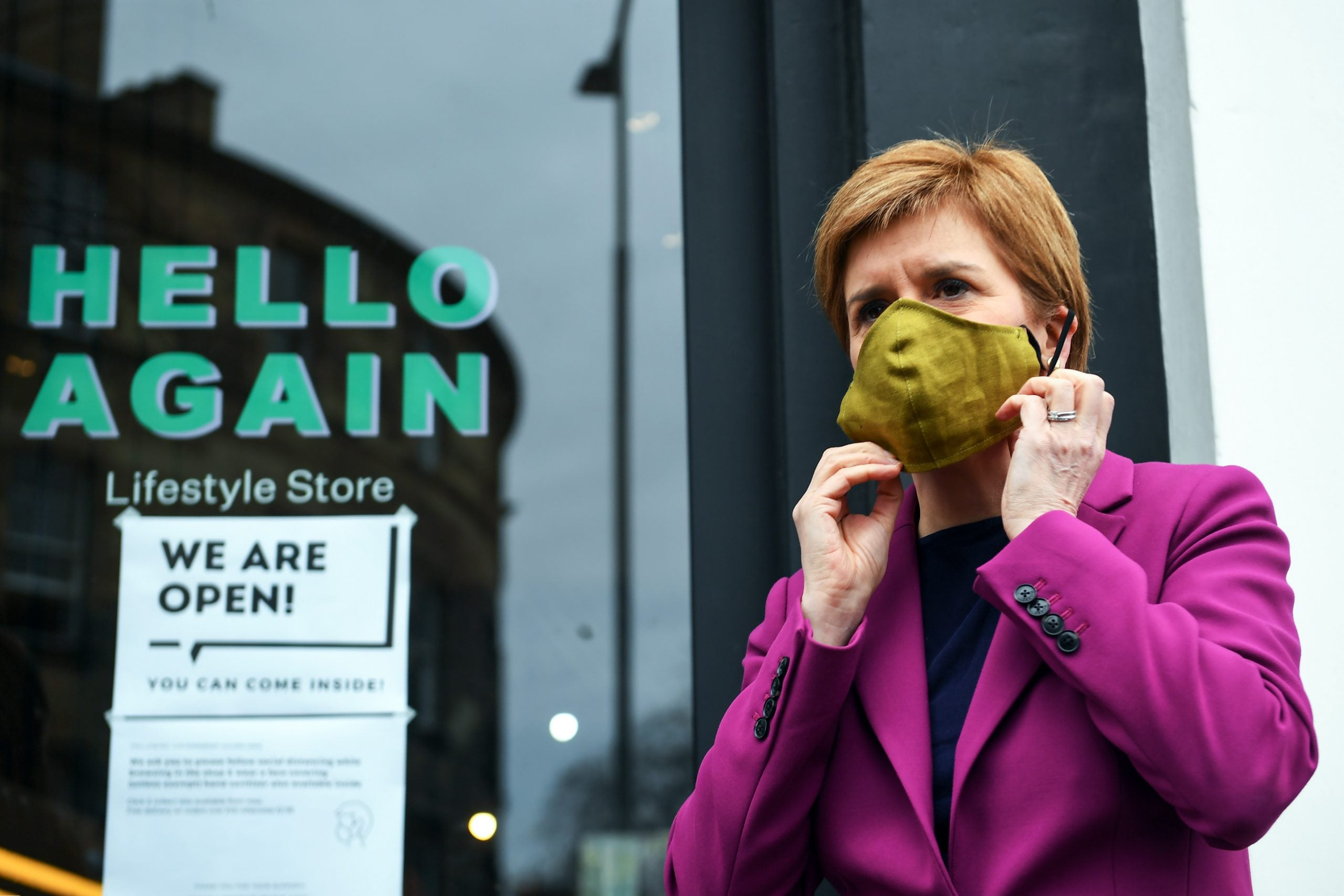 The art of Scottish independence