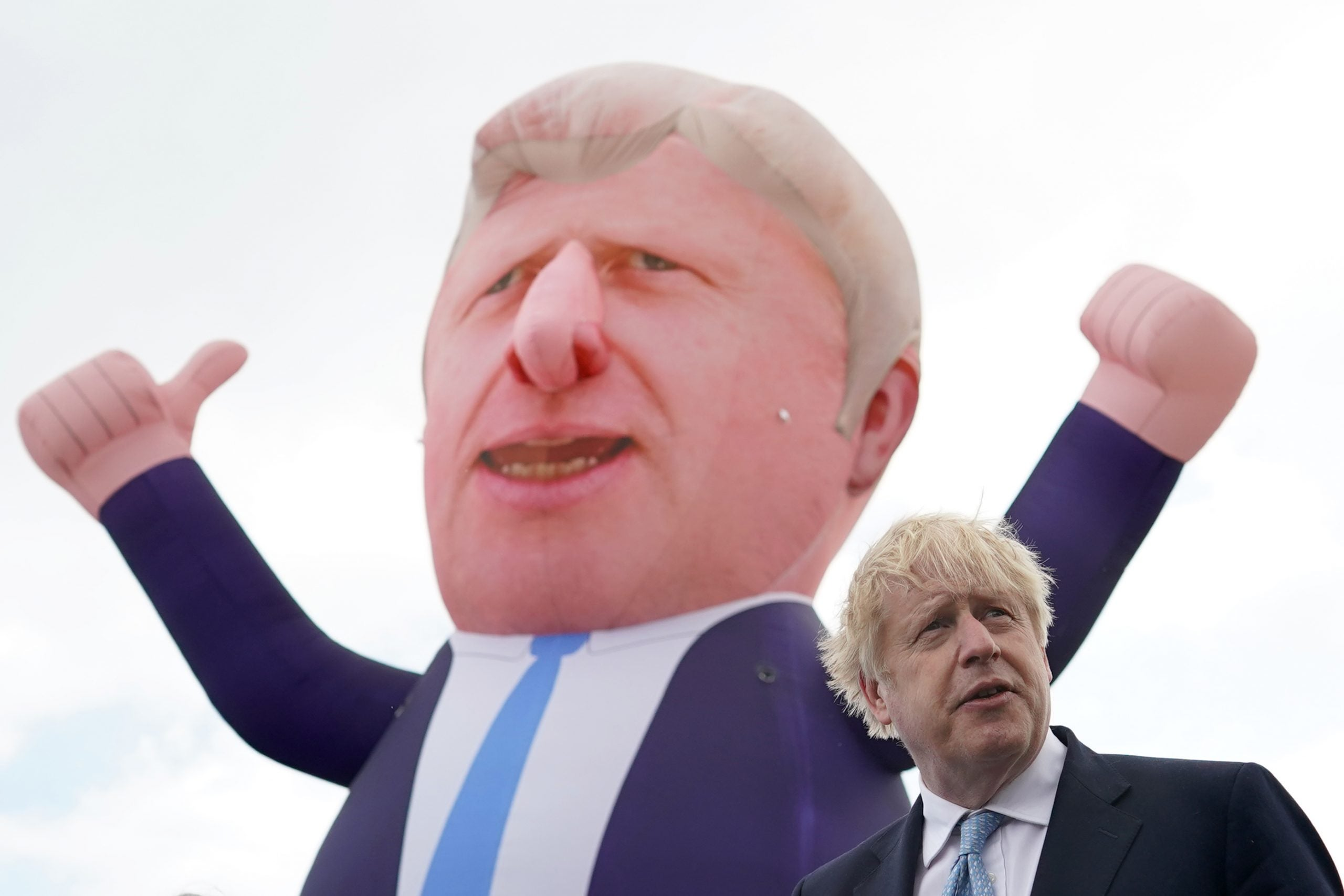 Politics is turning on its axis – and the one politician who gets this is Boris Johnson