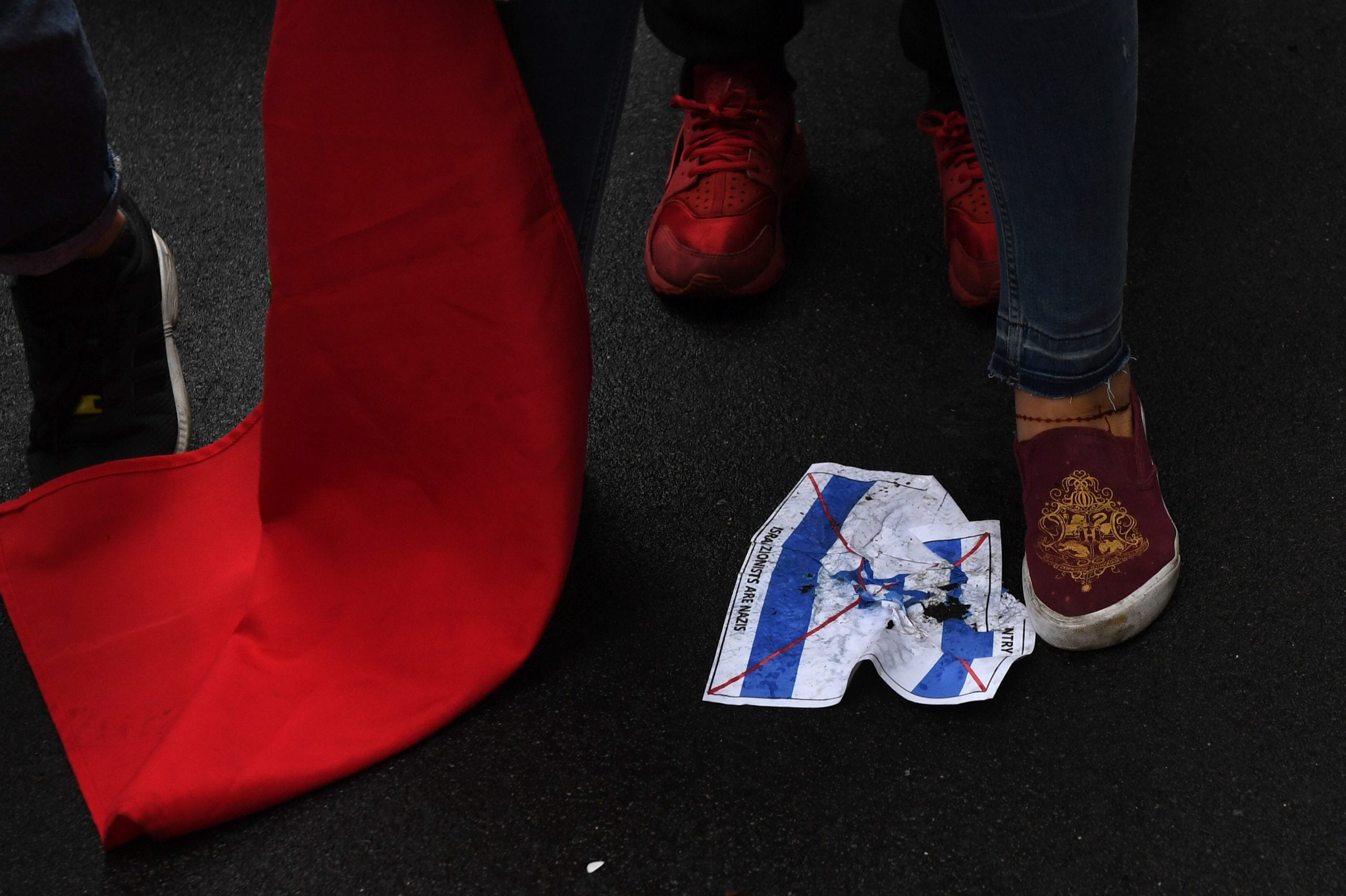 How the UK became a stage for hate during the Israel-Palestine conflict