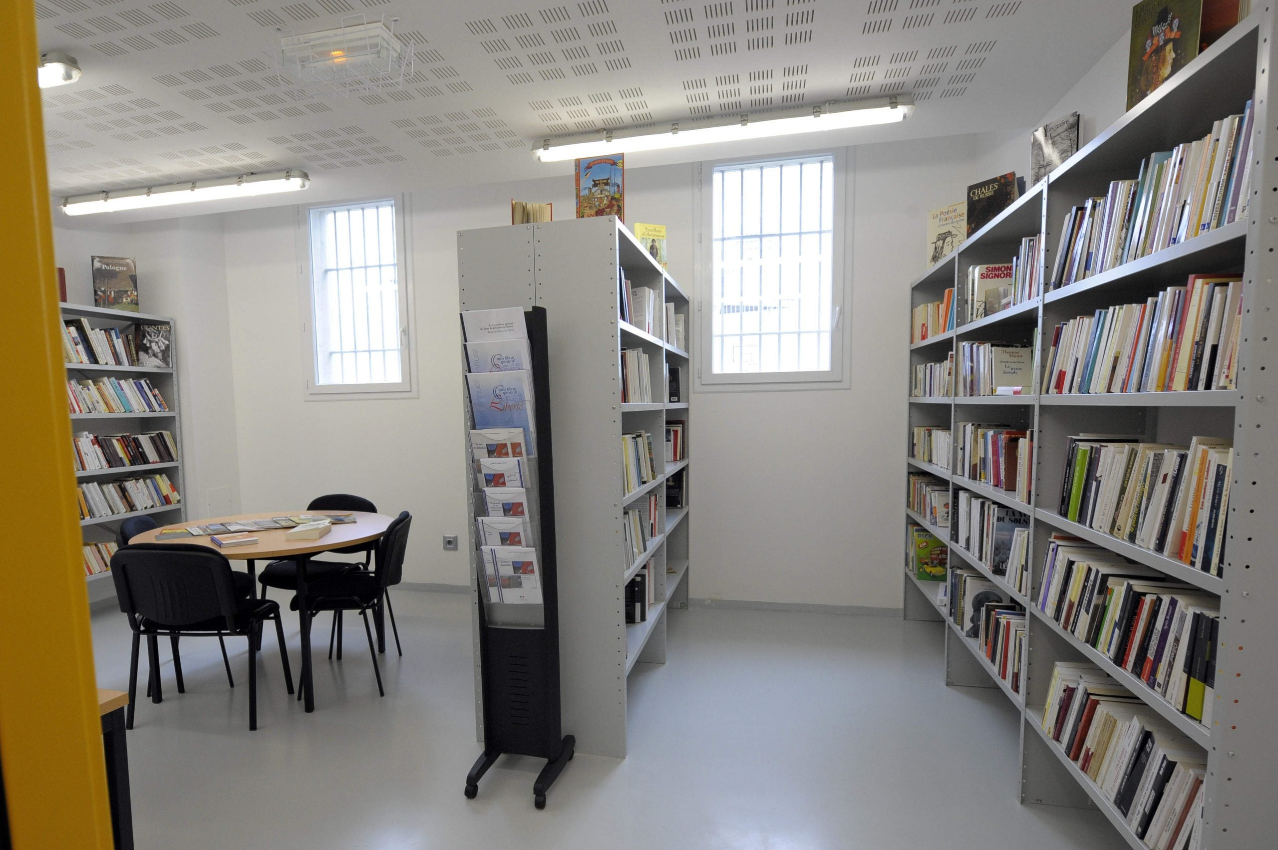 Prisoners are allowed to receive books again – but why are literacy rates in prison so poor?