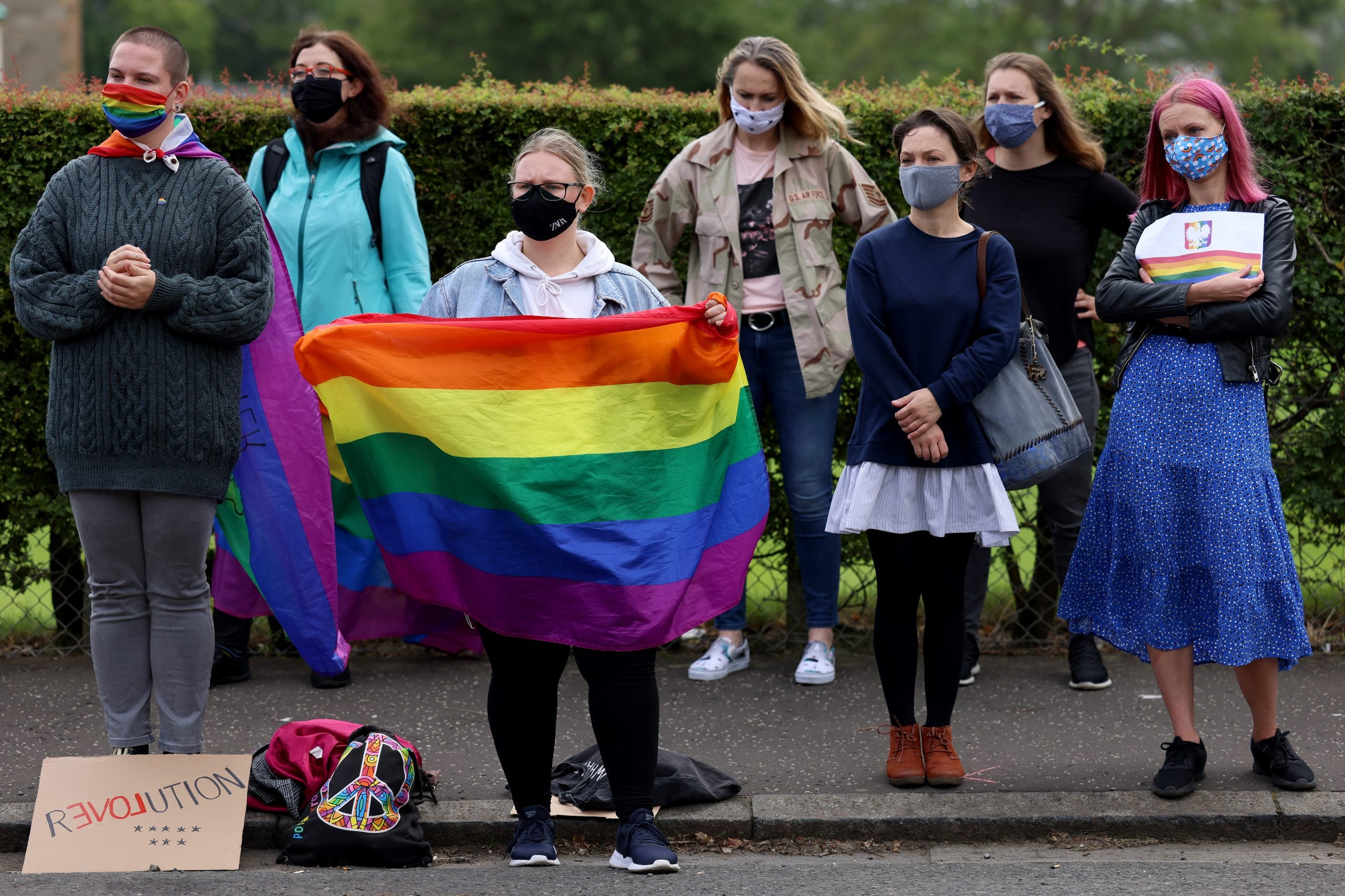 How the debate over trans rights is splitting the SNP