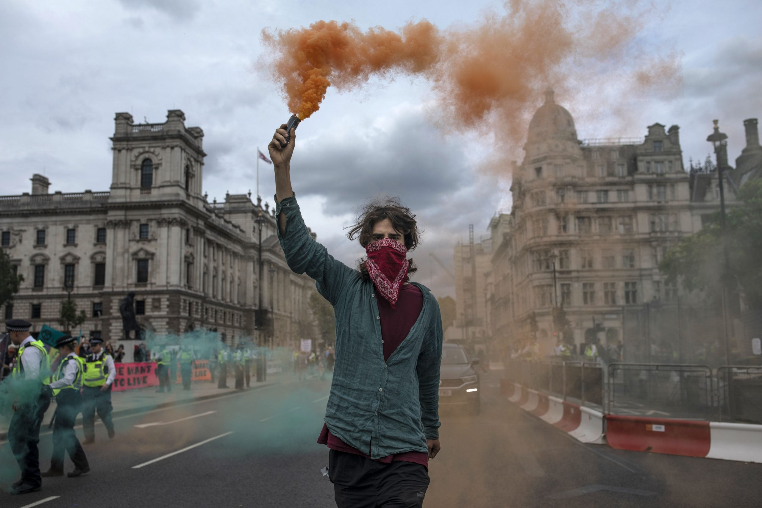 I'm a middle-class millennial and intermittent vegan, yet I find Extinction Rebellion insufferable
