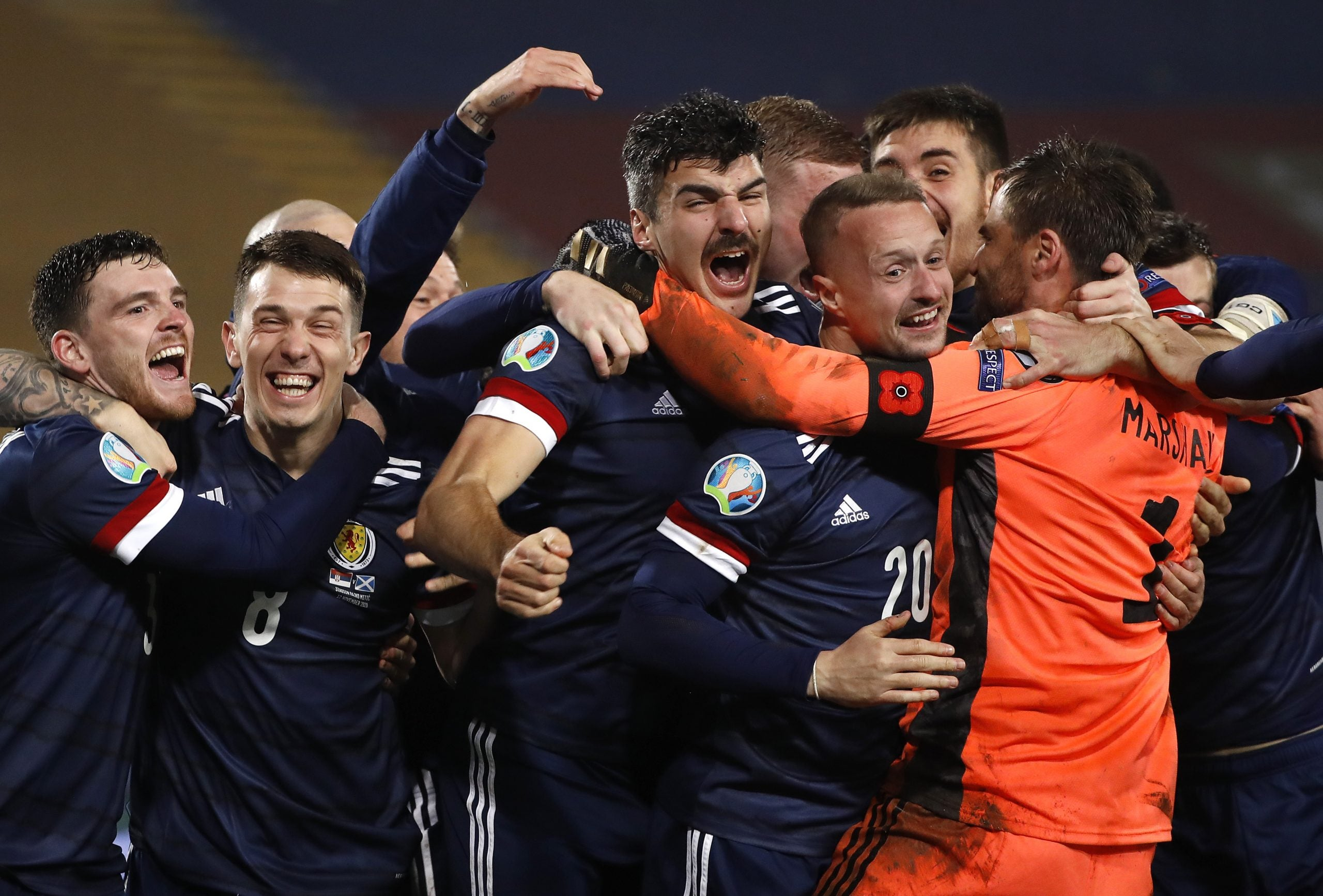 Why Scotland qualifying for Euro 2021 matters to the SNP