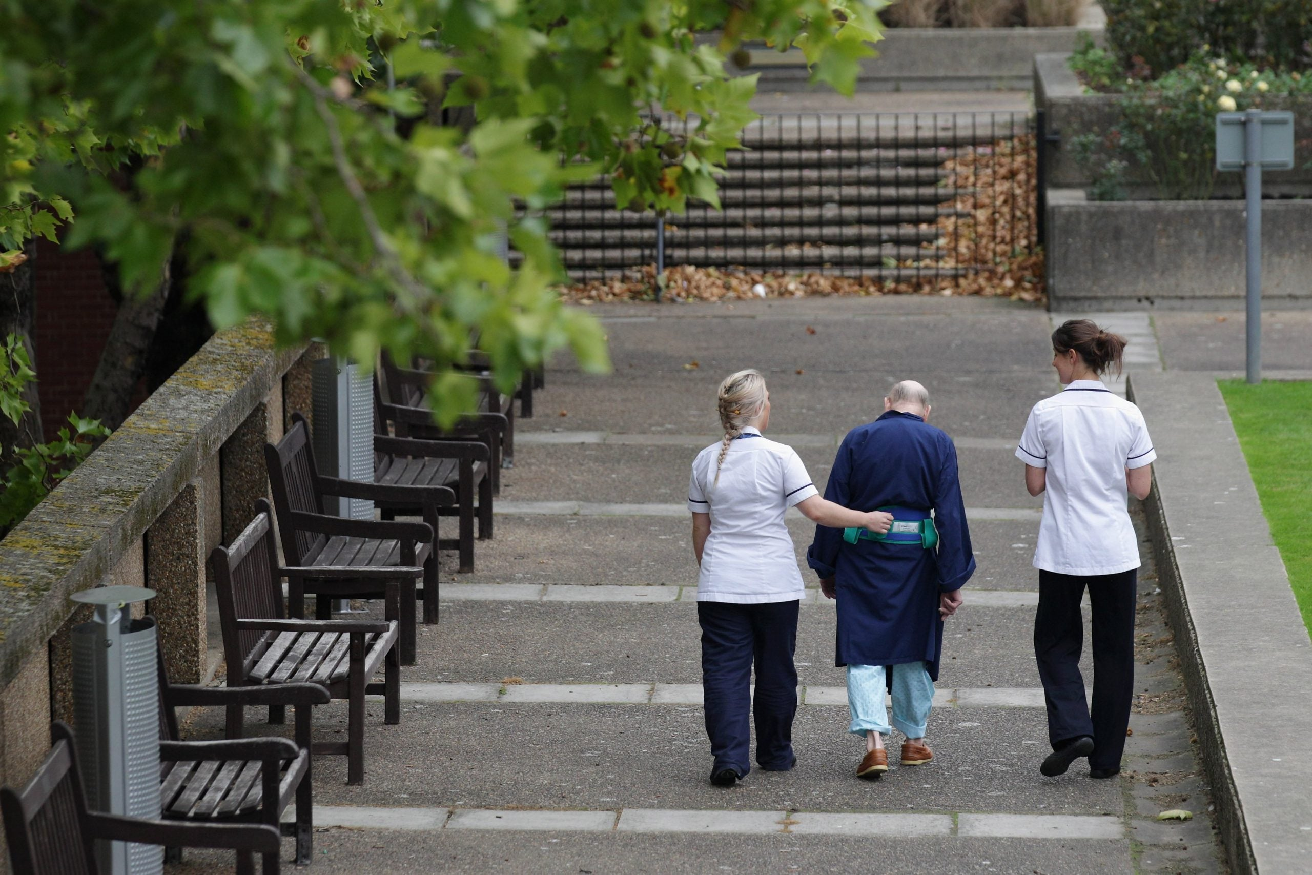 """""""We're on a knife-edge"""": Why women are striking over the UK's care crisis"""