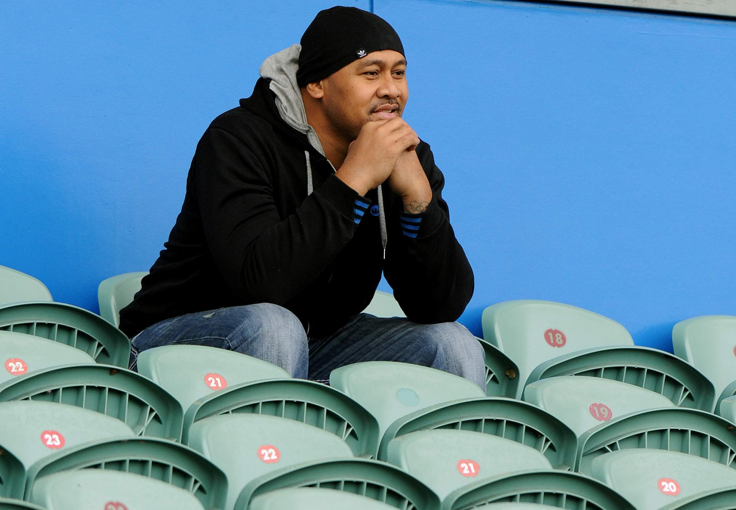 How Jonah Lomu changed the face of rugby