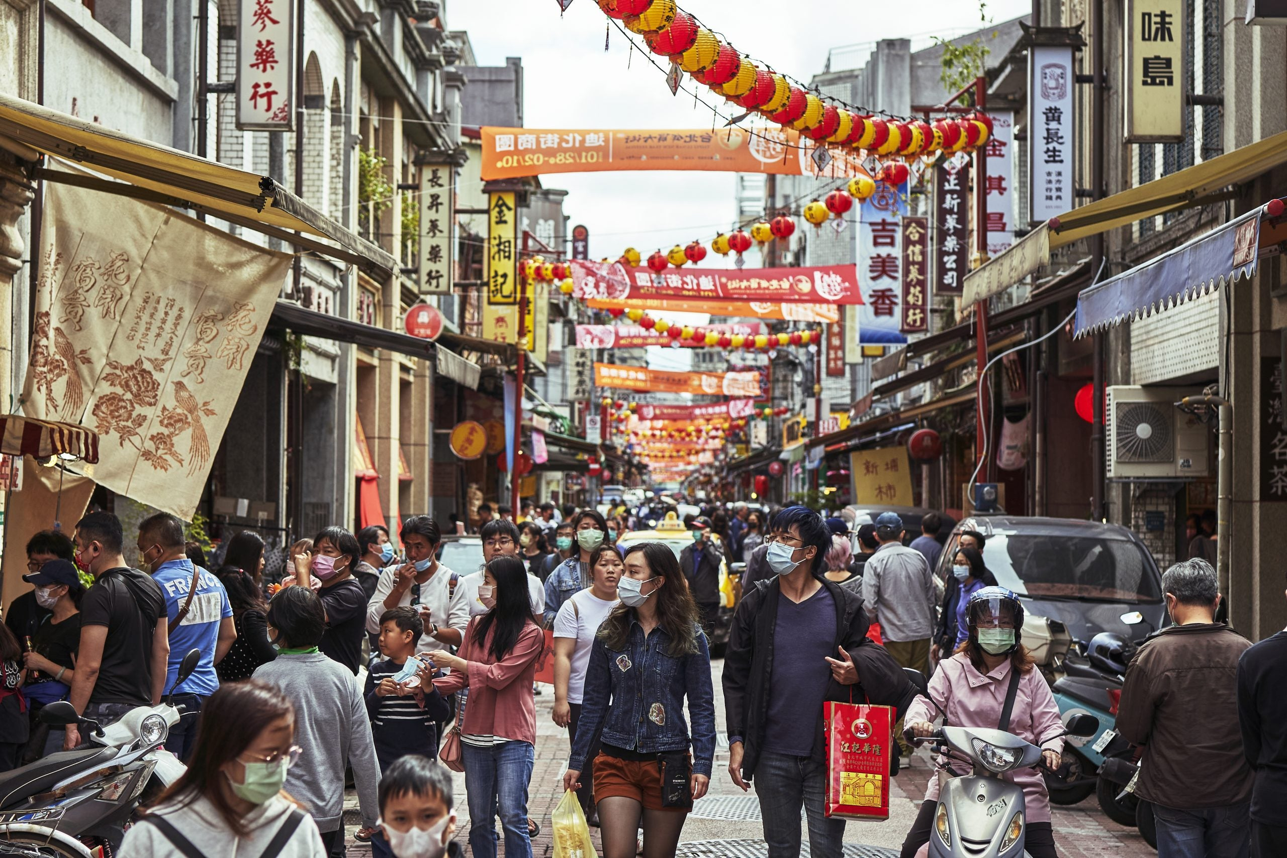 Why is Covid-19 resurging in Taiwan and across Asia?