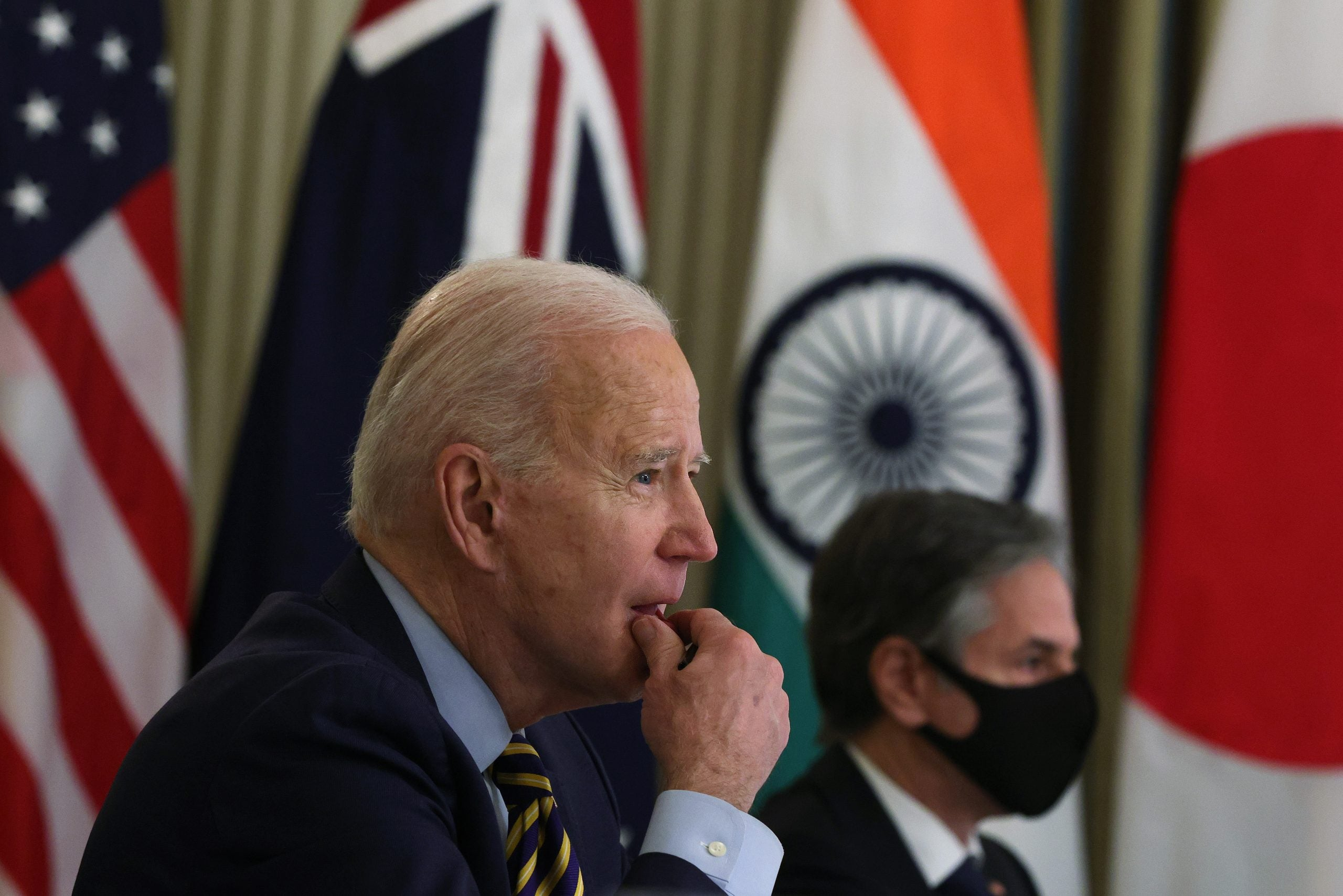 Can the United States work with India to counter China?