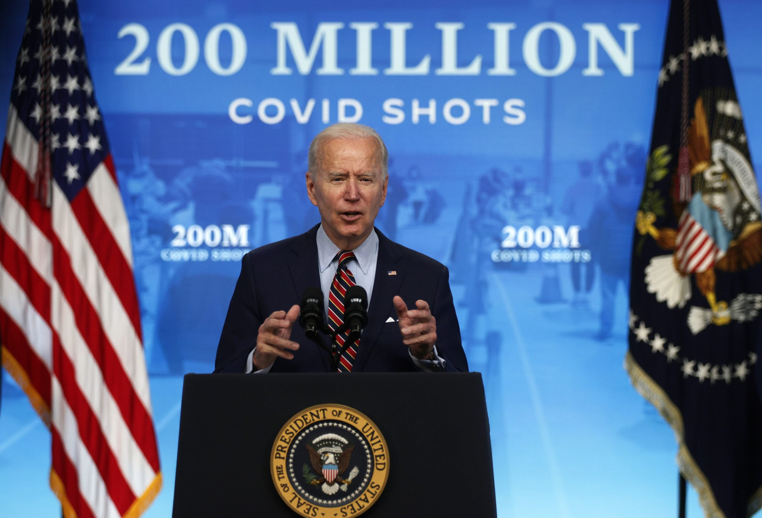 Joe Biden's first 100 days have been action-packed, but on foreign policy he is moving more slowly