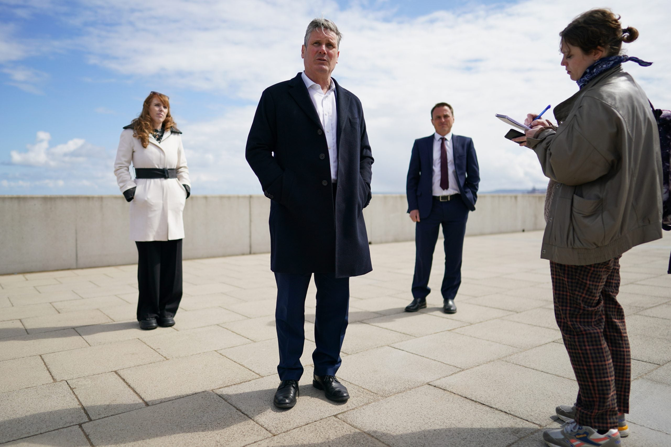 The politics of Hartlepool, a candidate on Mars and the PM's penury