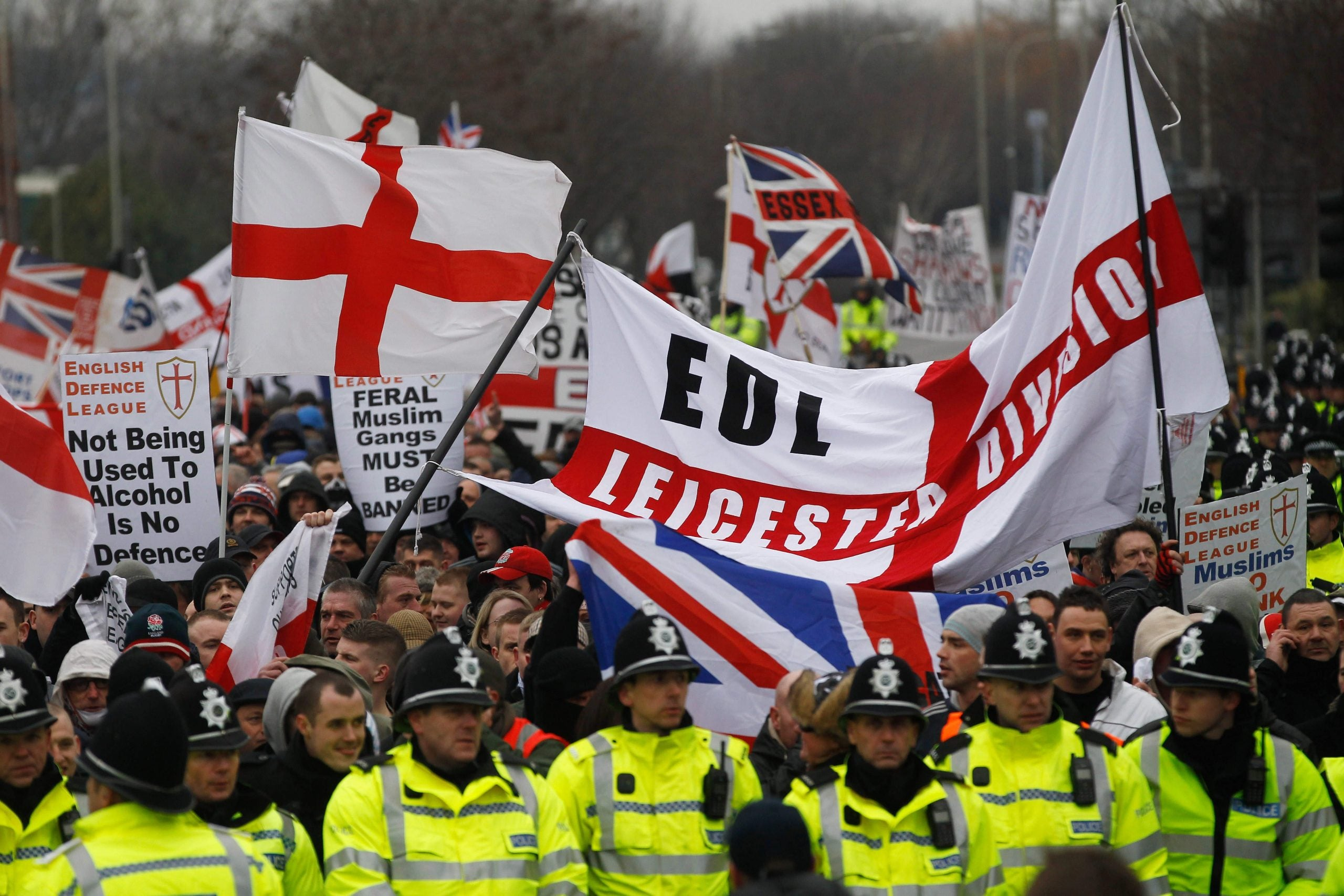 Why do white working class people turn to the far right?