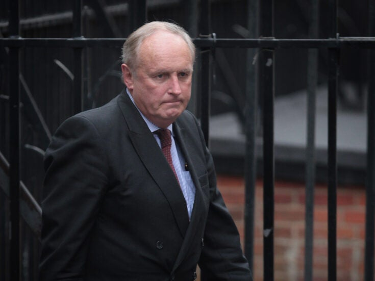 Why the Paul Dacre Ofcom stand-off is a test for Boris Johnson