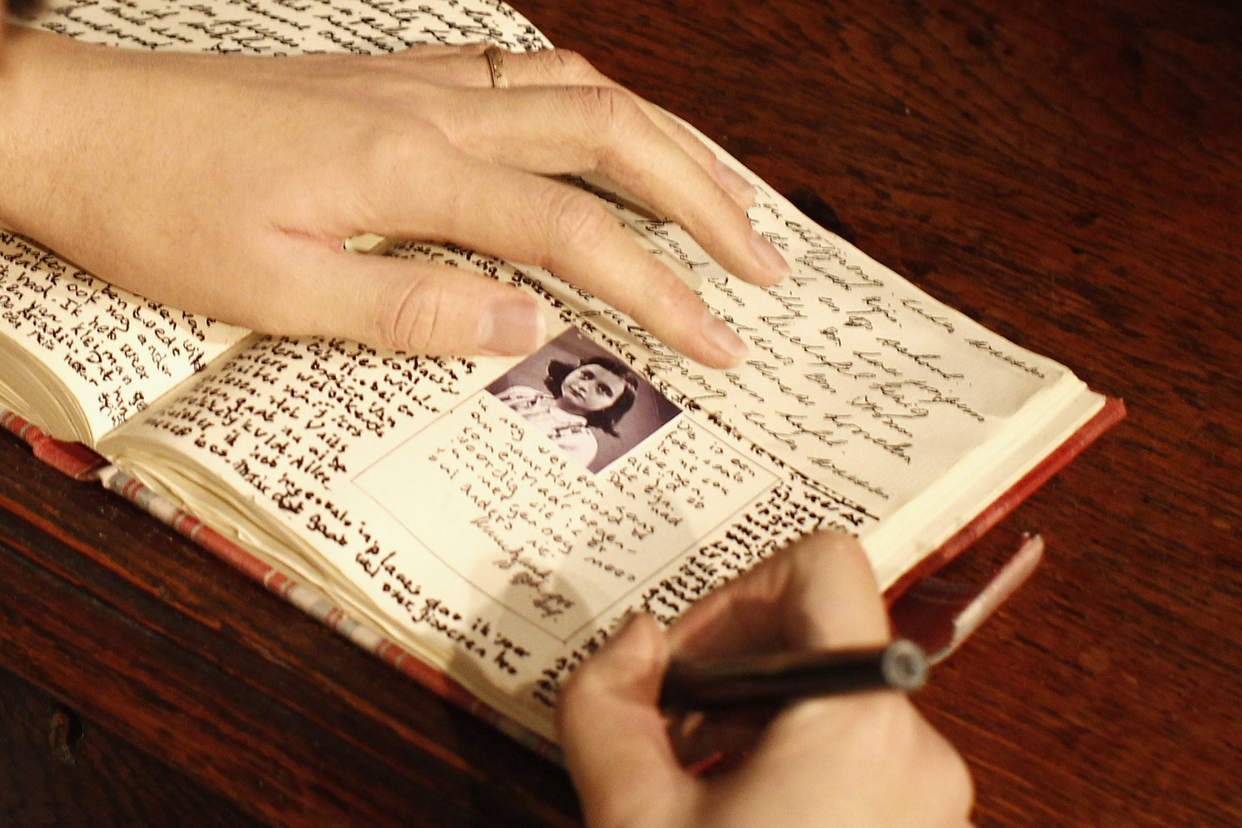 A new reading of Anne Frank's diary is urgent and moving