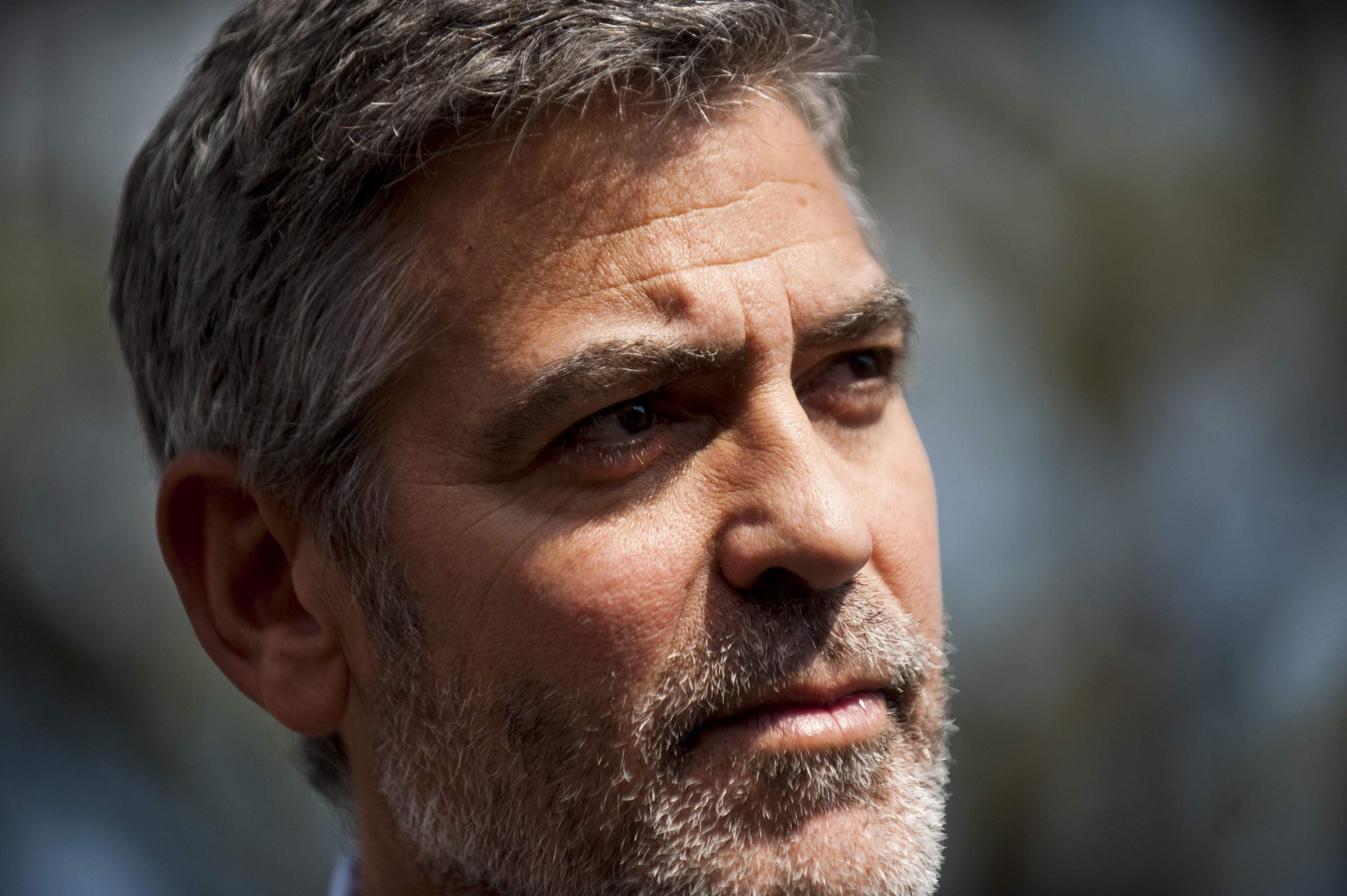 Why George Clooney is the candidate to beat Donald Trump in 2020