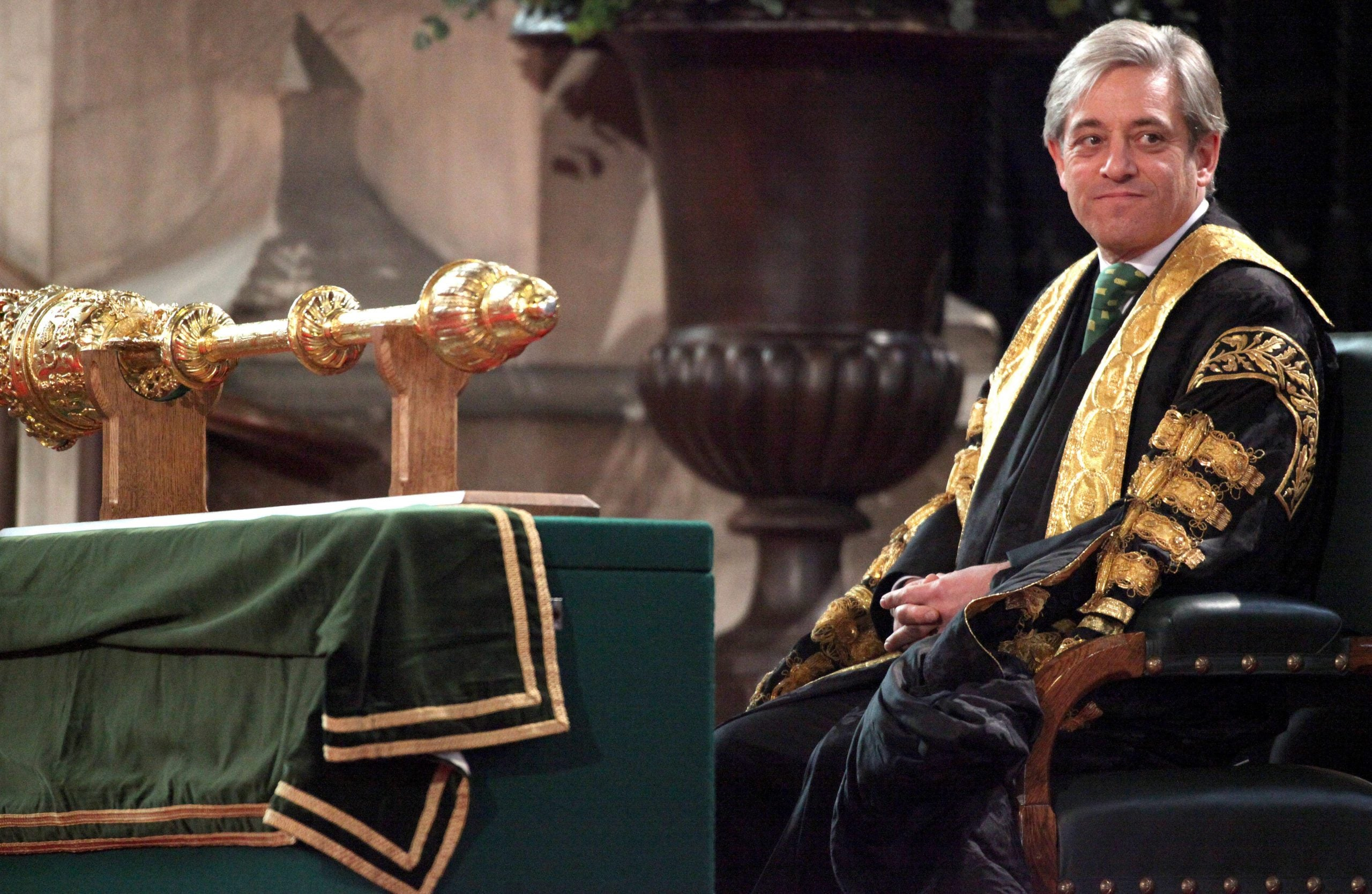 Why the John Bercow row is really about parliament itself