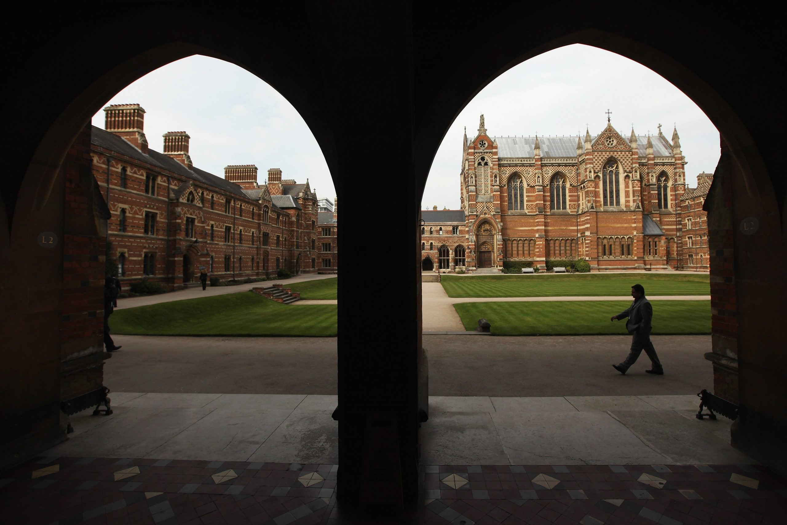 An illiberal tide is sweeping British universities and thwarting debate