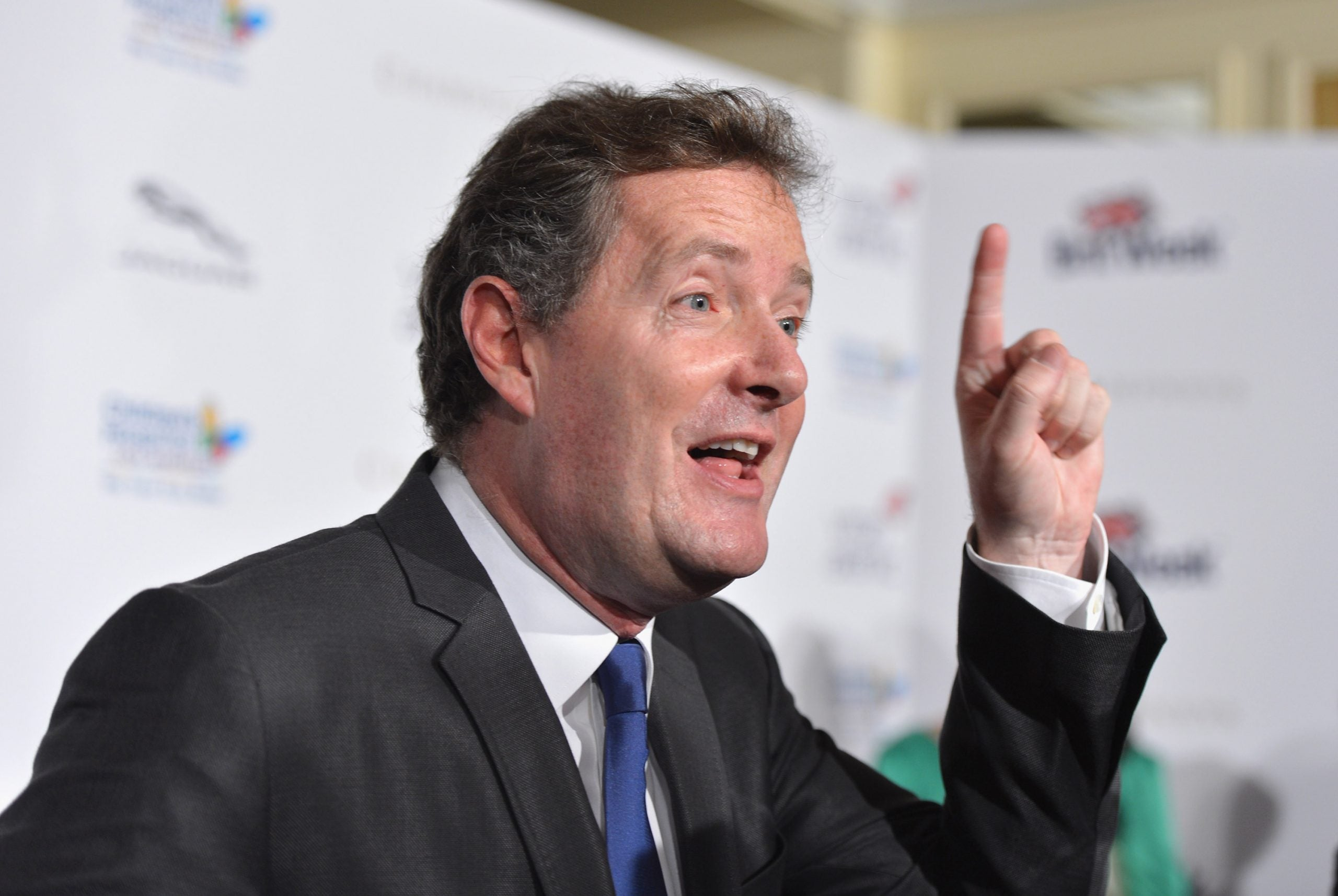 Piers Morgan shows why a celebrity journalist is a terrible thing