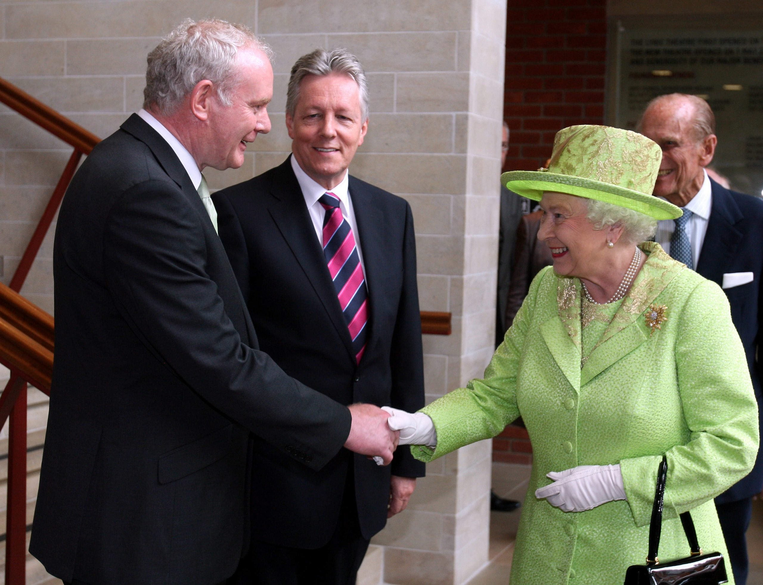 How Martin McGuiness went from paramilitary to peacemaker