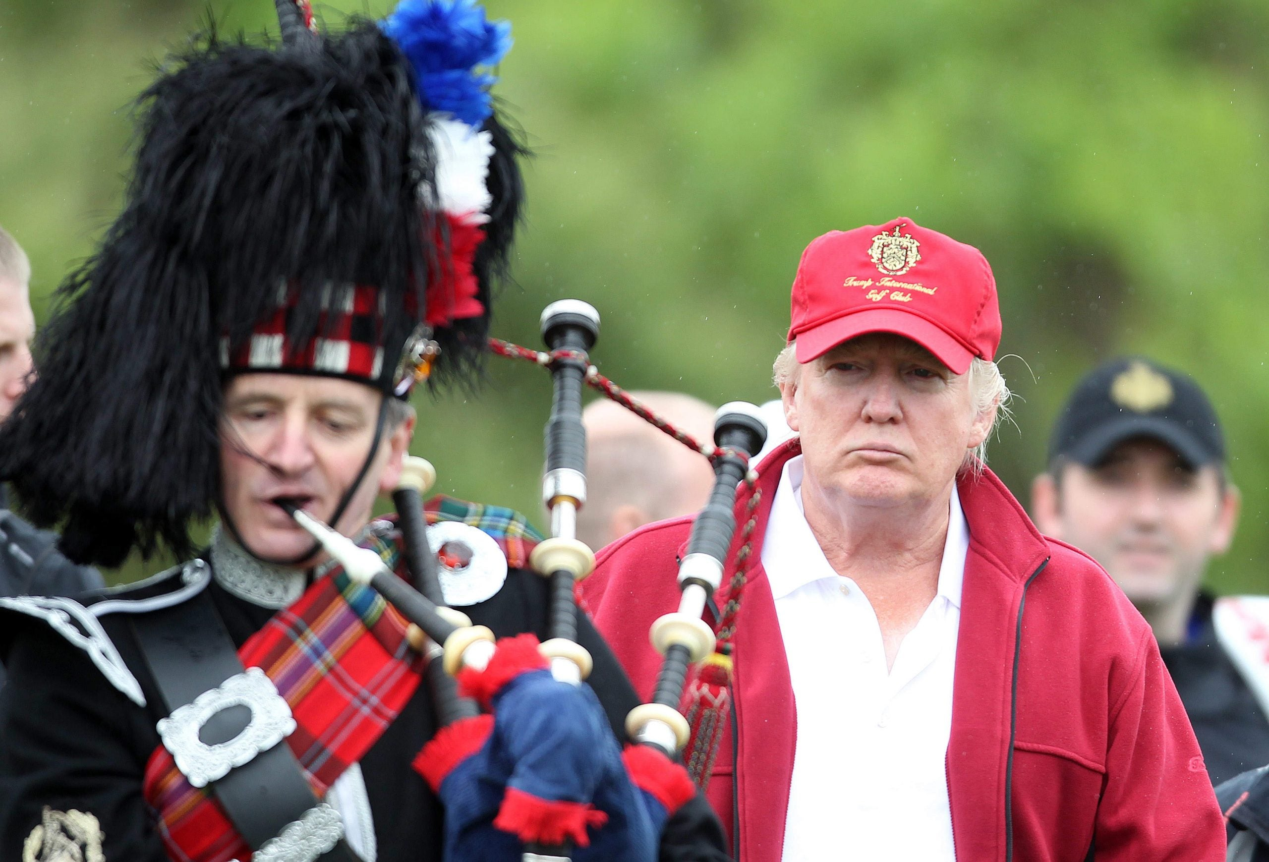 Here's how Donald Trump can help make Scotland great again