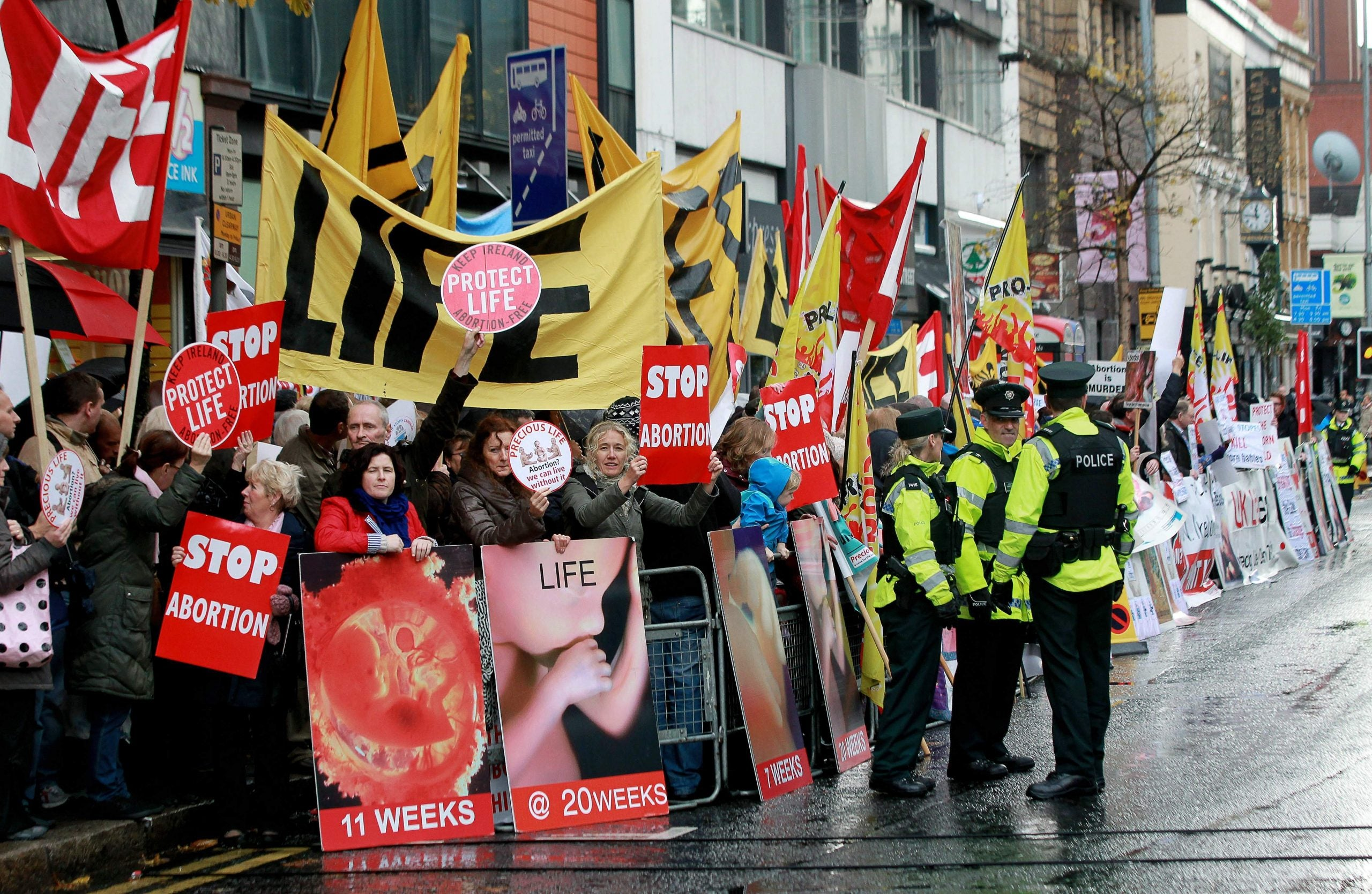 How long can Northern Ireland's draconian abortion laws survive?