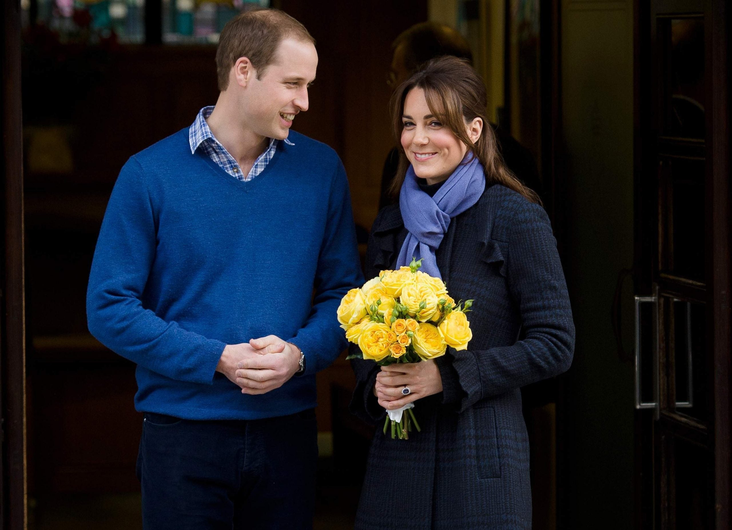 Did I magically make Kate Middleton pregnant? Well – not quite