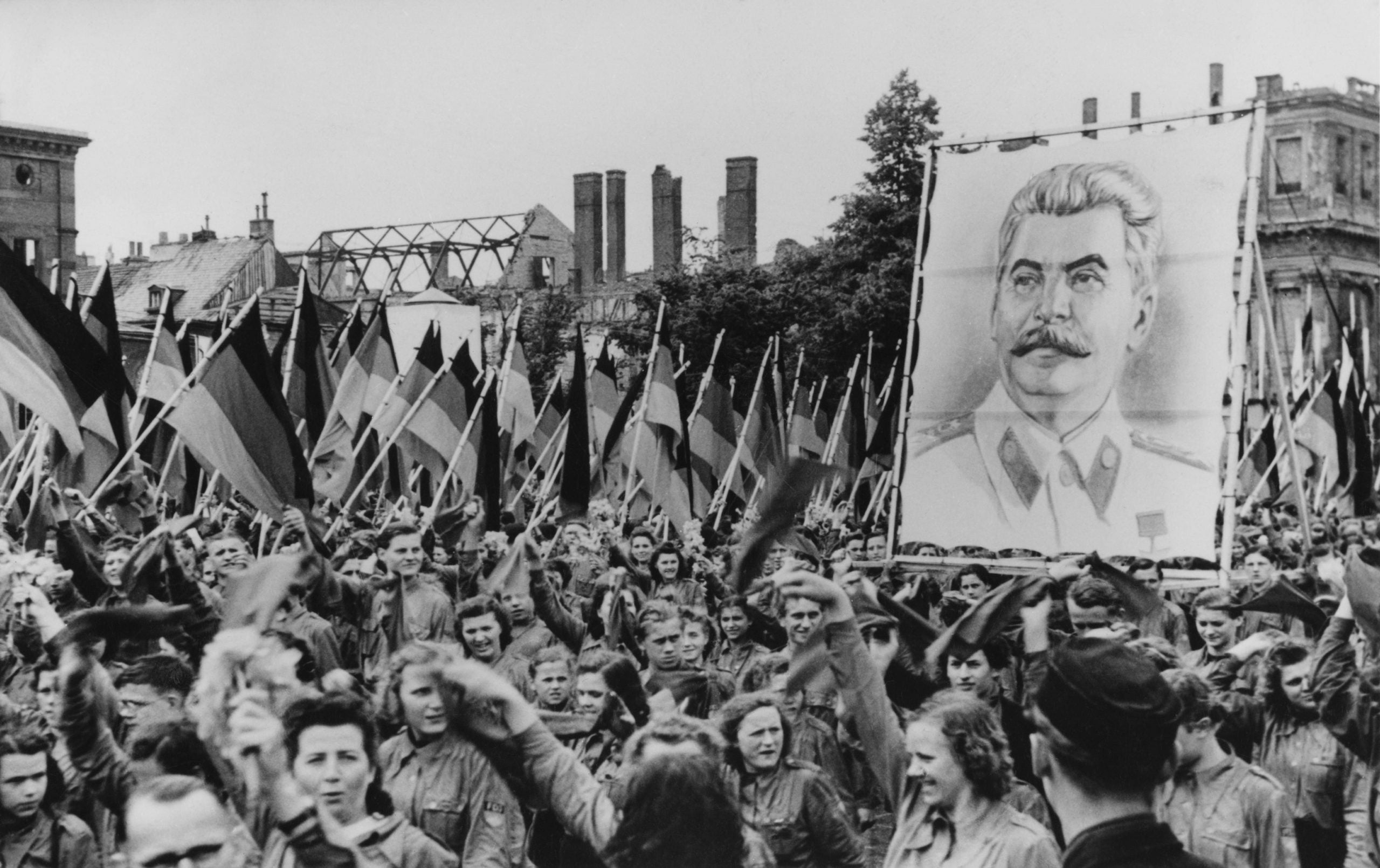 Julie Burchill: why I was wrong to admire Stalin