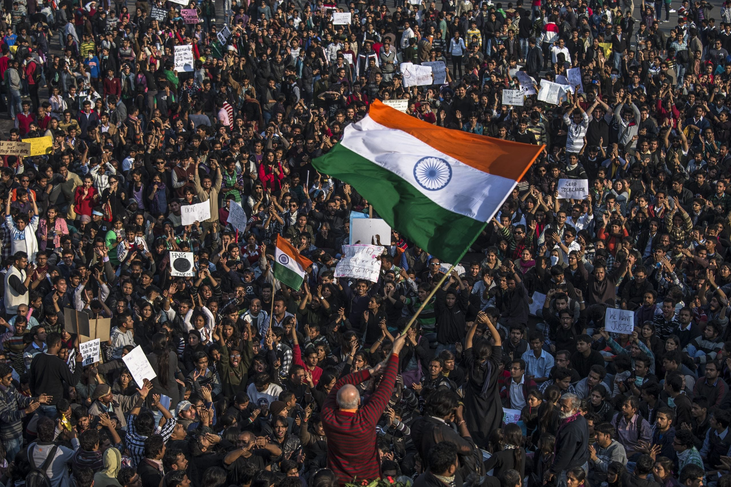 """""""I wish there was competition"""": the executive editor of the Caravan on India's troubled media"""