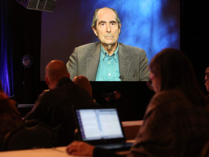 Poking the giant: how radio reported the death of Philip Roth