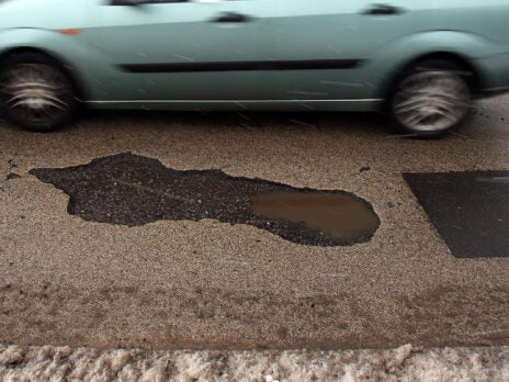 Crumbling Britain: the UK's pothole plague is a sign of national decline