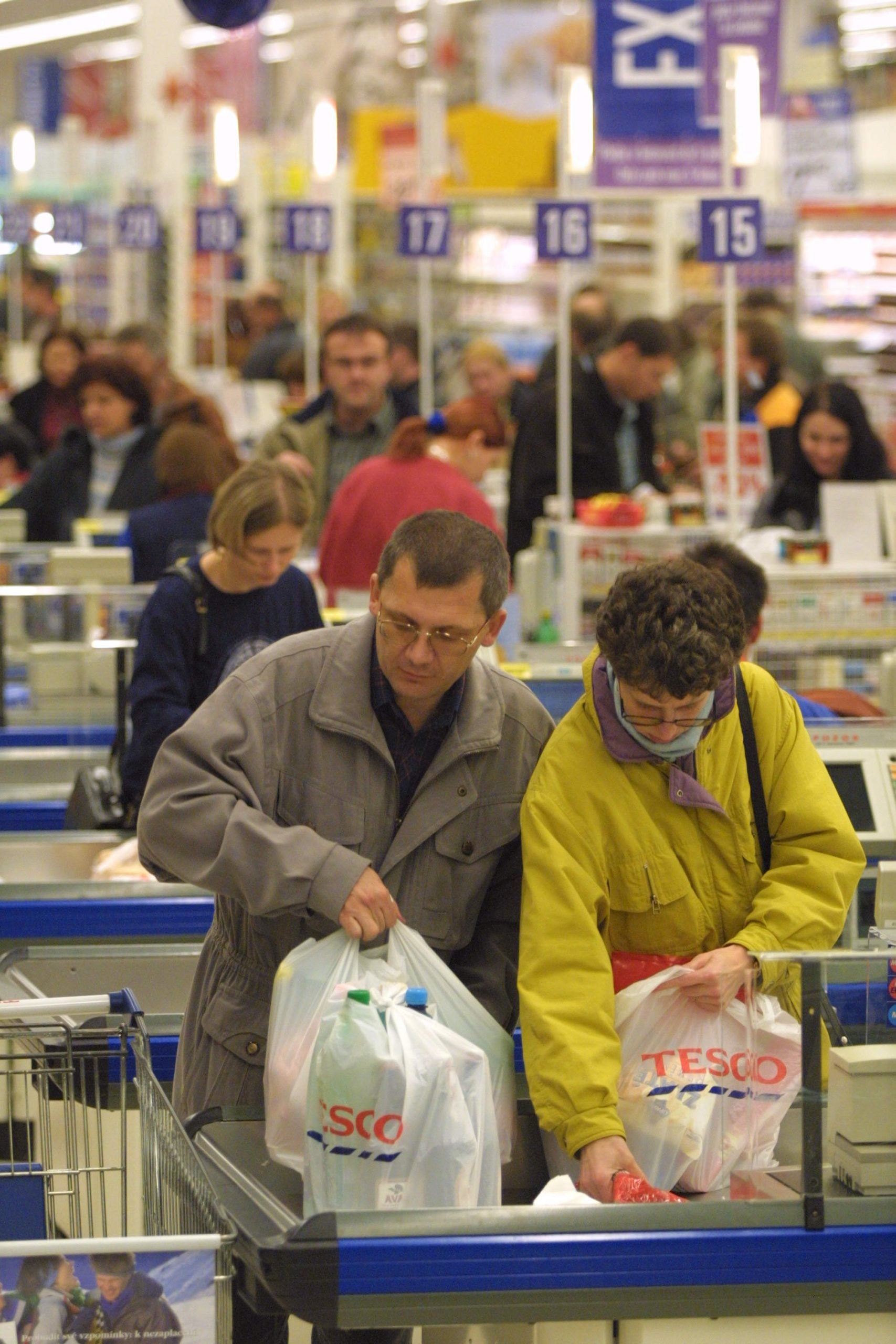 Had a meltdown at a self-service checkout? You're not alone...
