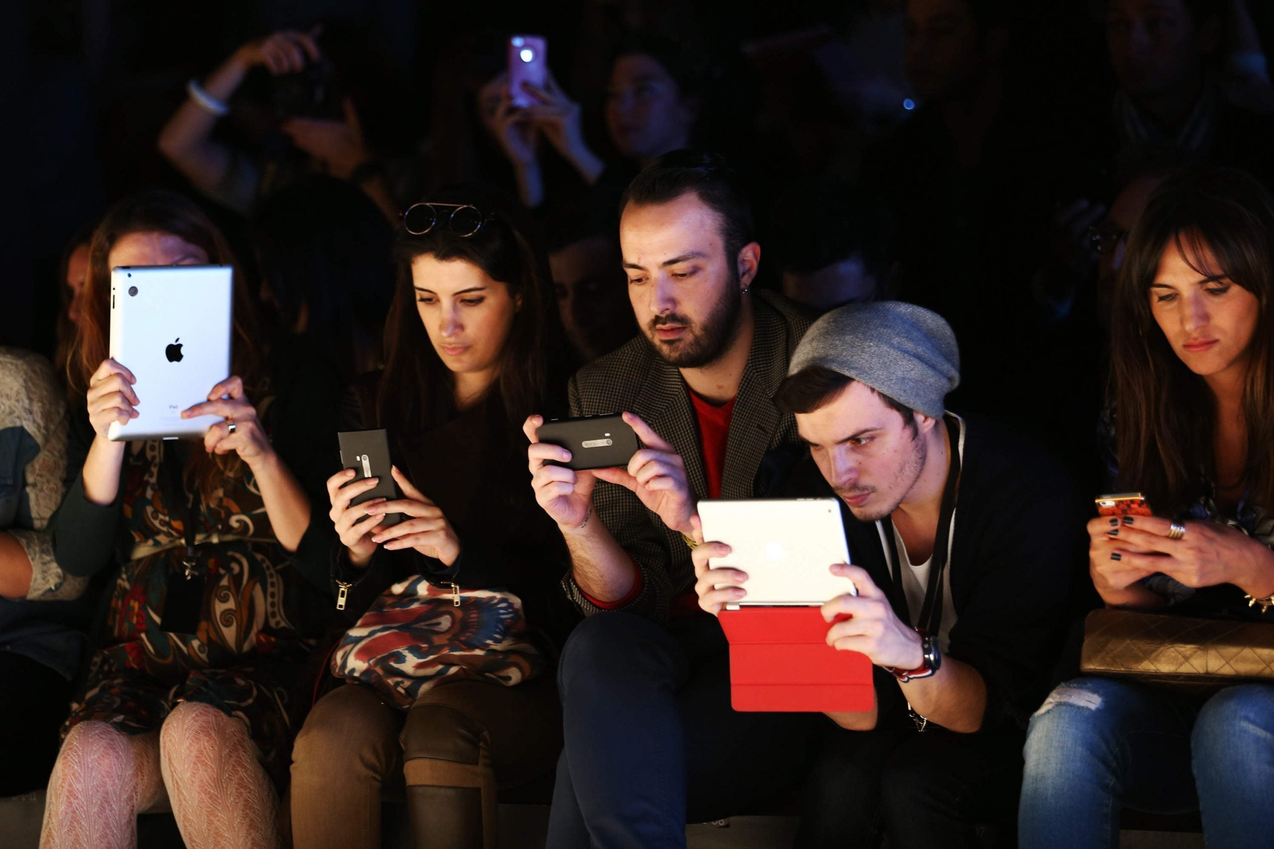 My family are addicted to screens – and we're all the closer for it
