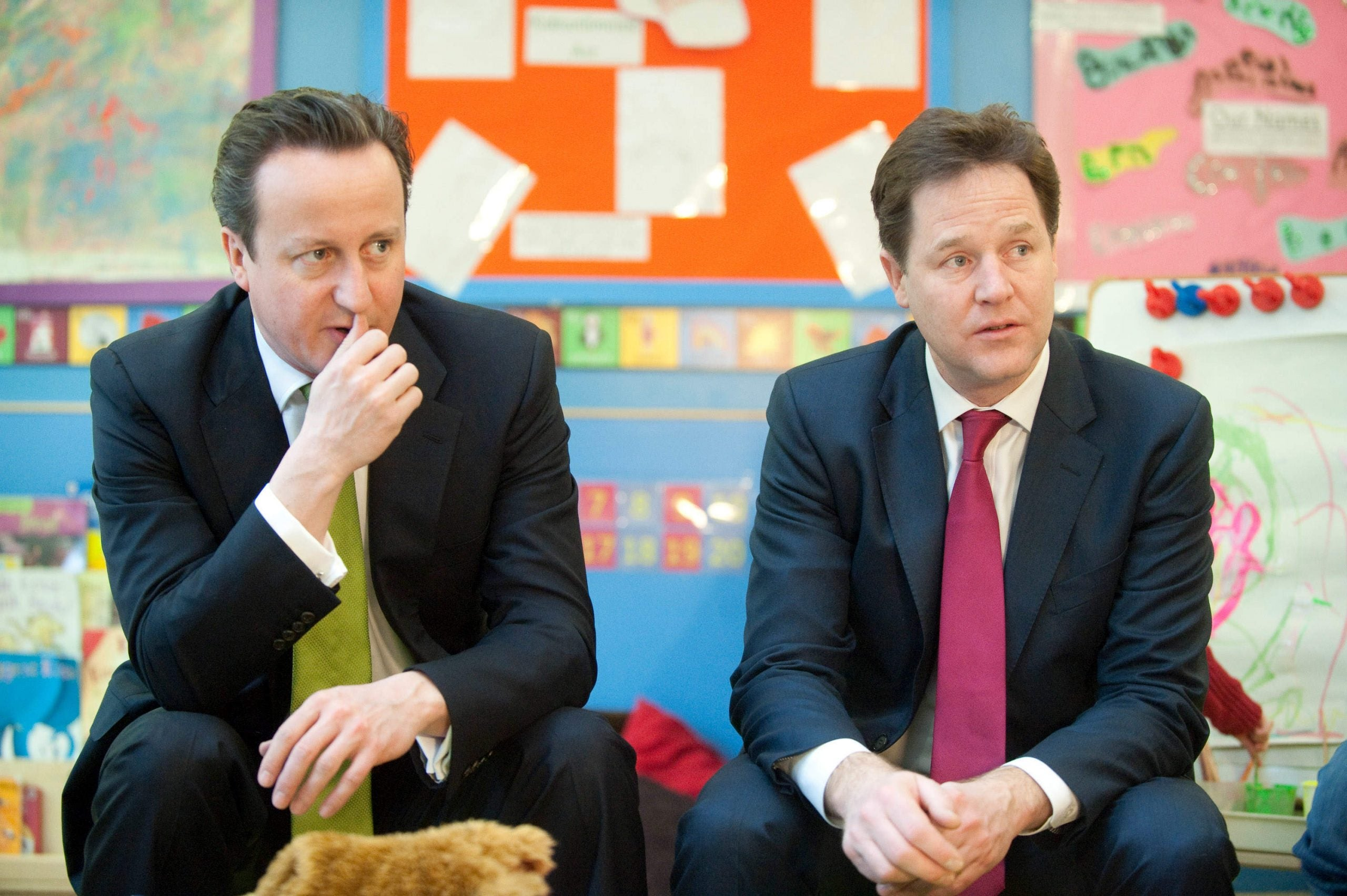 In this together: how the Lib Dems battled to restrain the Tory monster