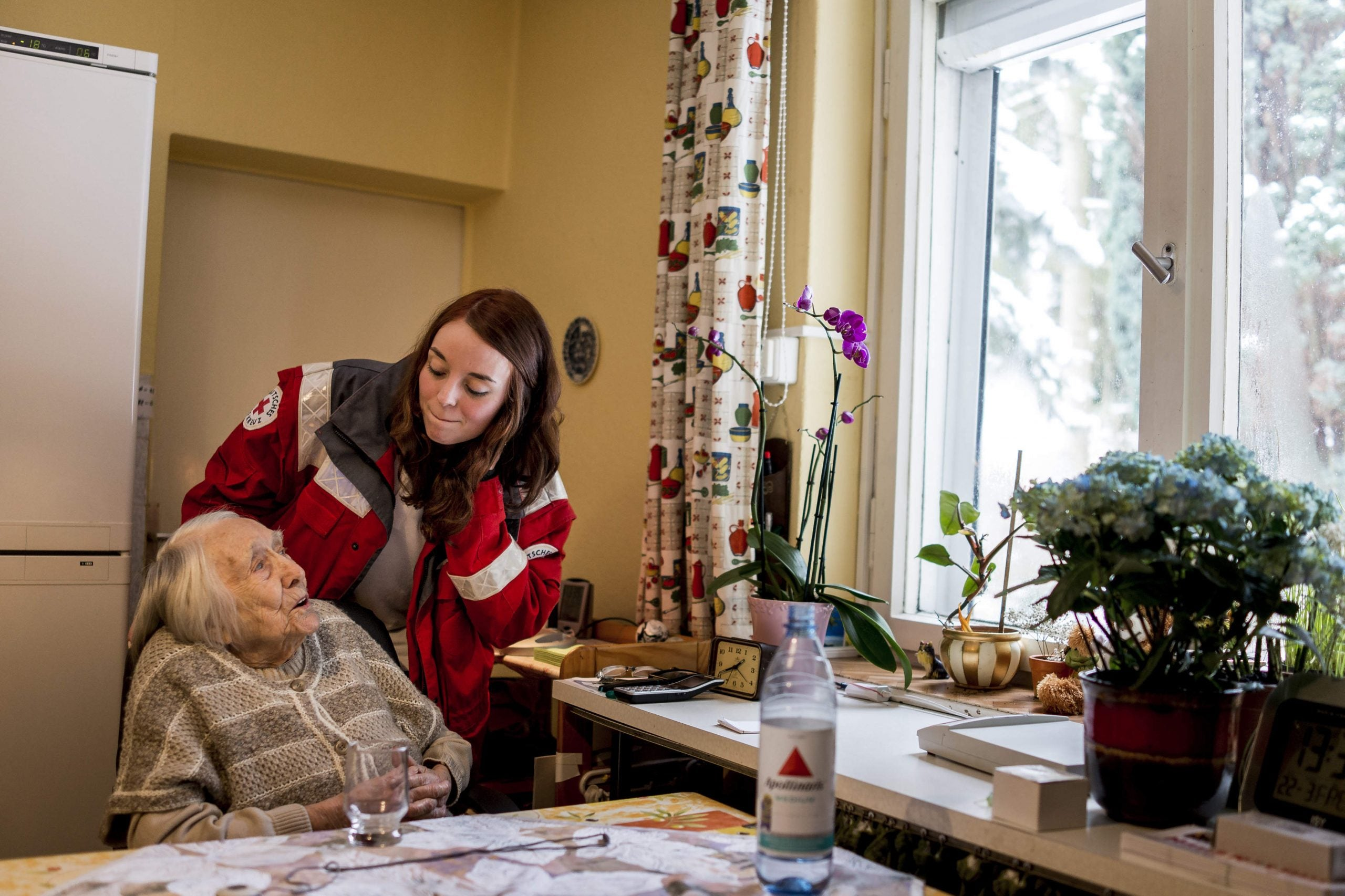 Is it time to get rid of hospitals? How care can be moved into the home