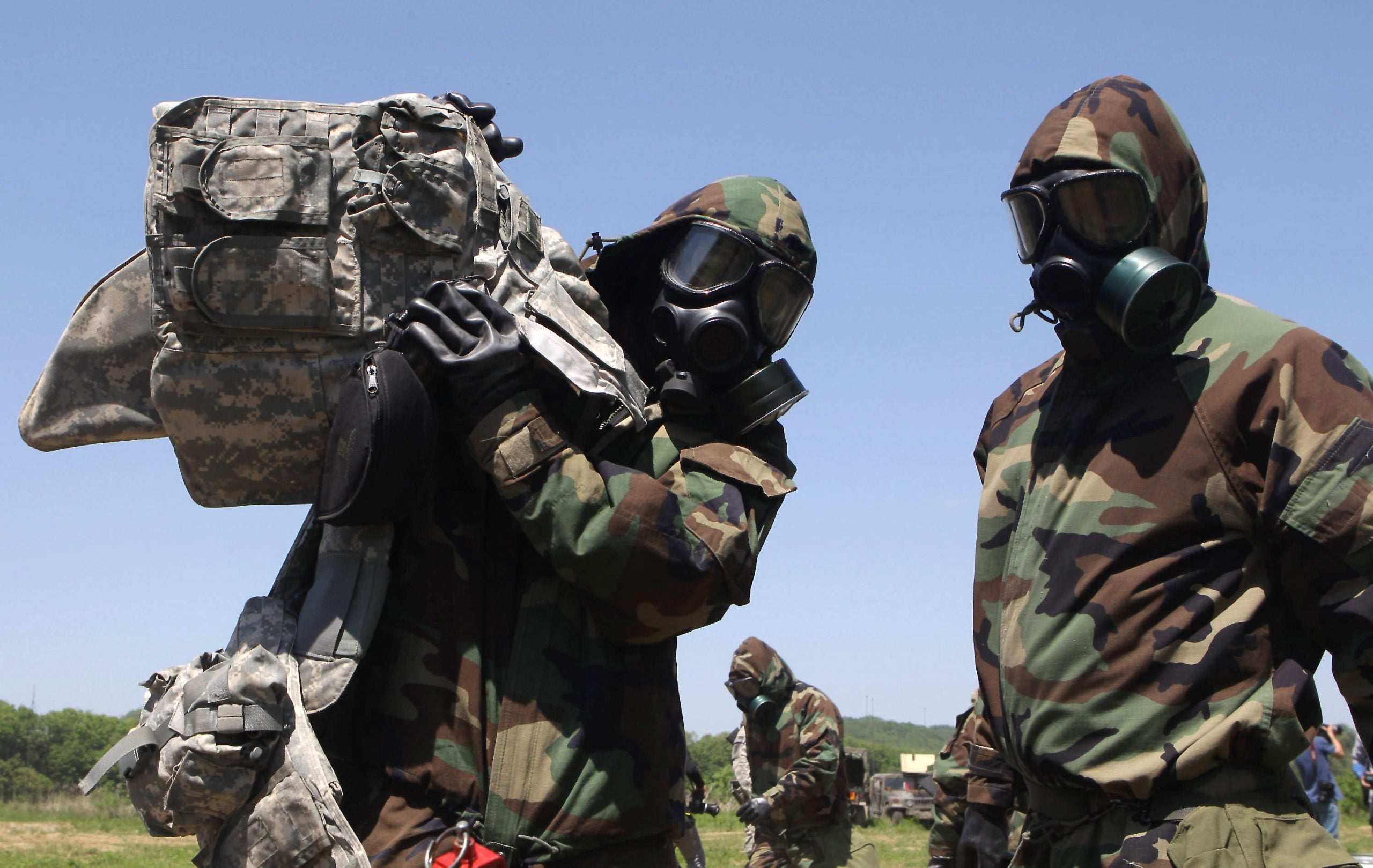 The anti-chemical weapons technology that could help rebuild Syria