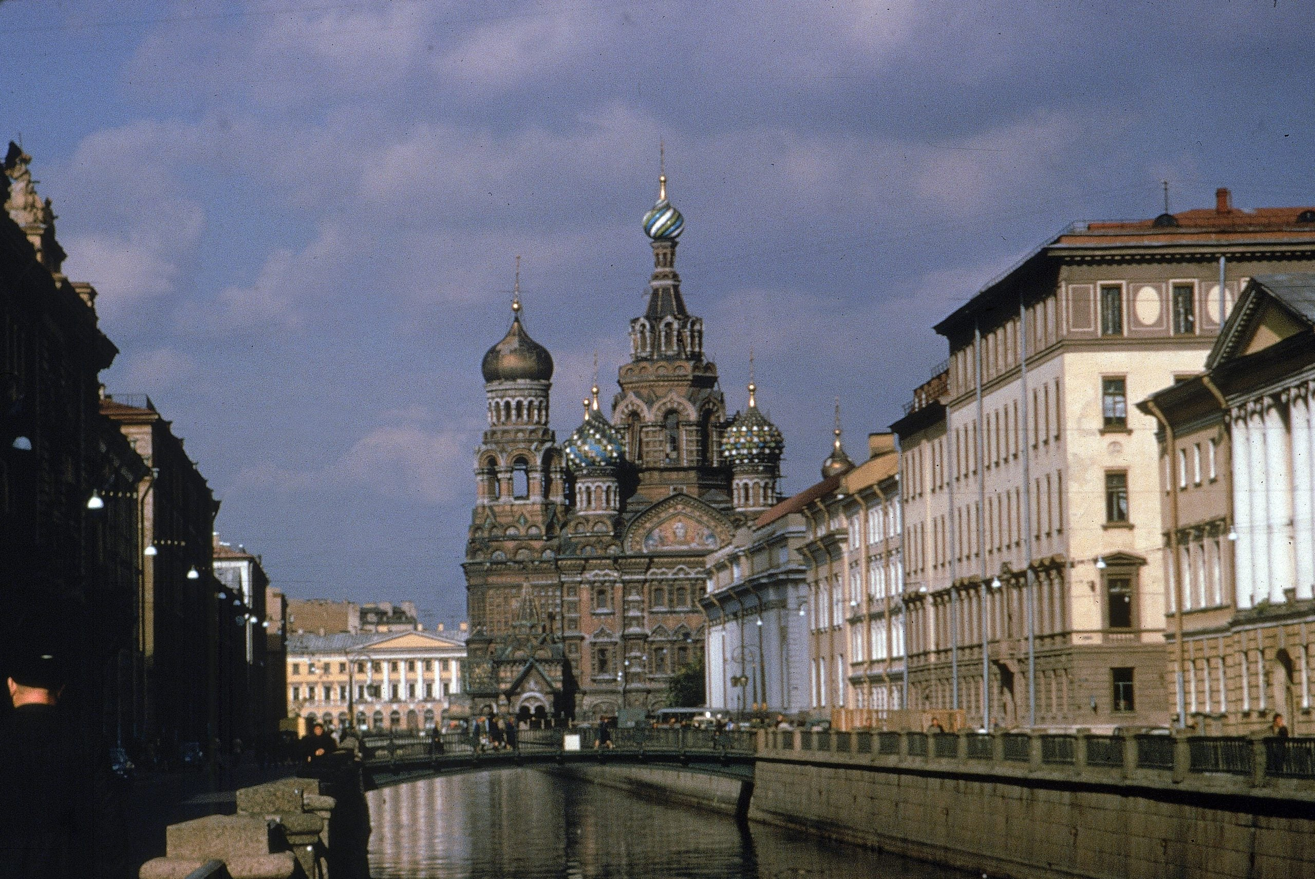 First Thoughts: The charms of St Petersburg, stockpiling and the dangerous urge to cough