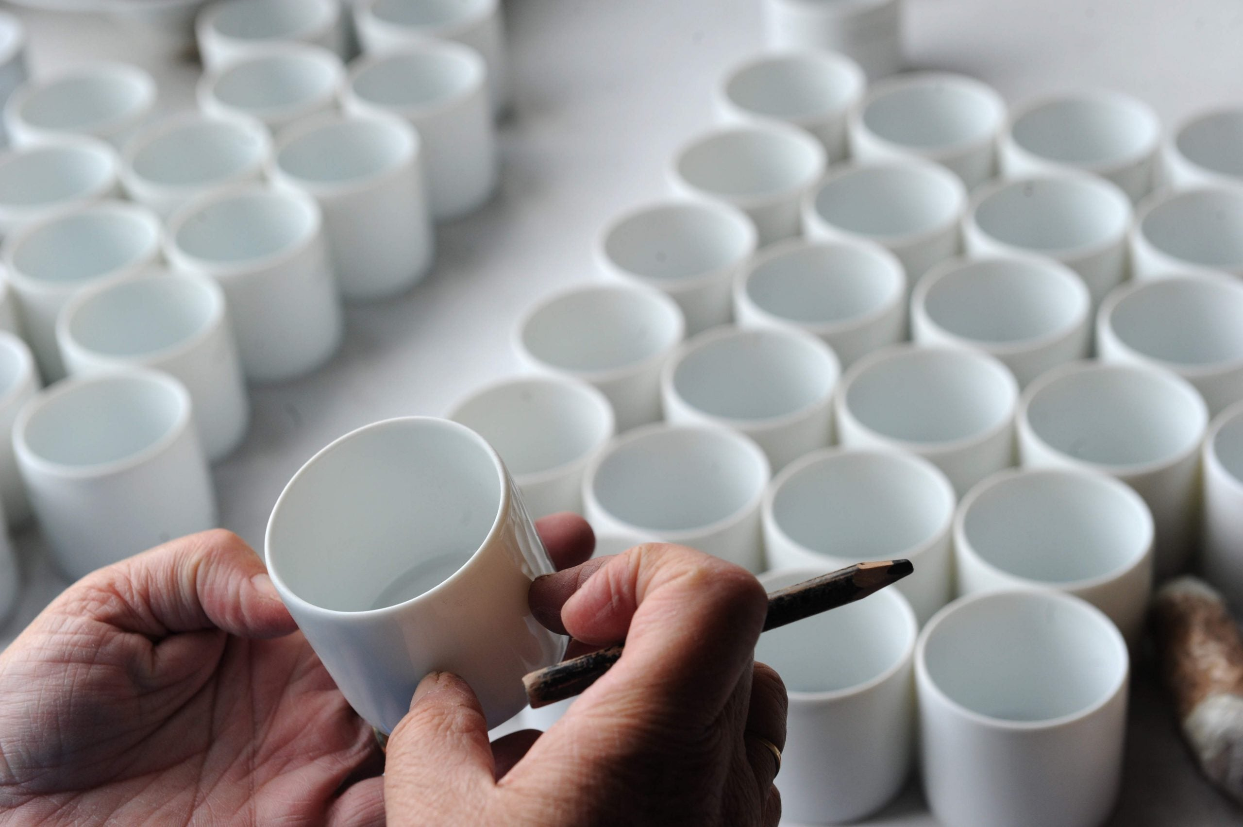 Edmund de Waal's The White Road follows the journey of creativity