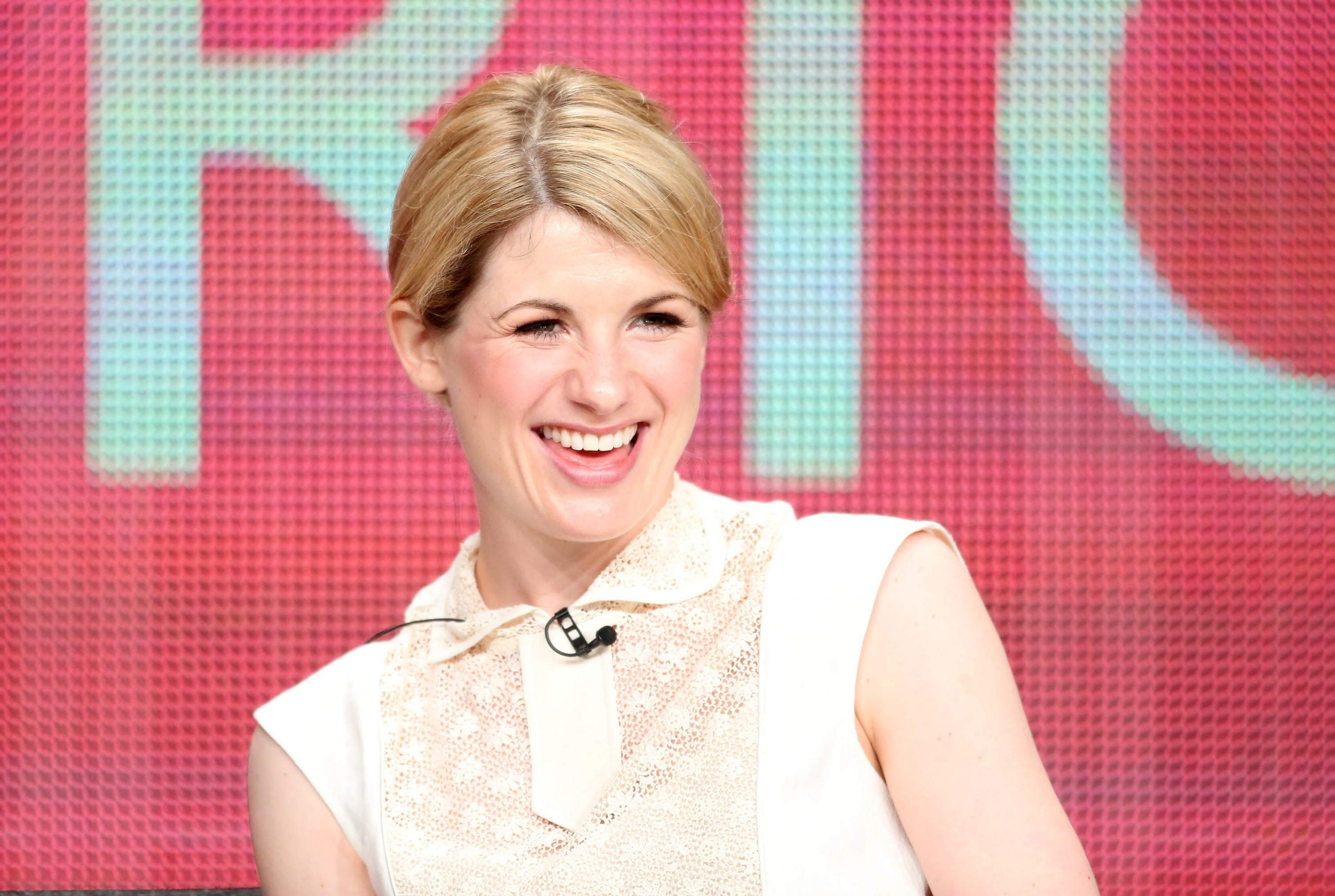 What Jodie Whittaker as Doctor Who tells the rest of the world about Britain