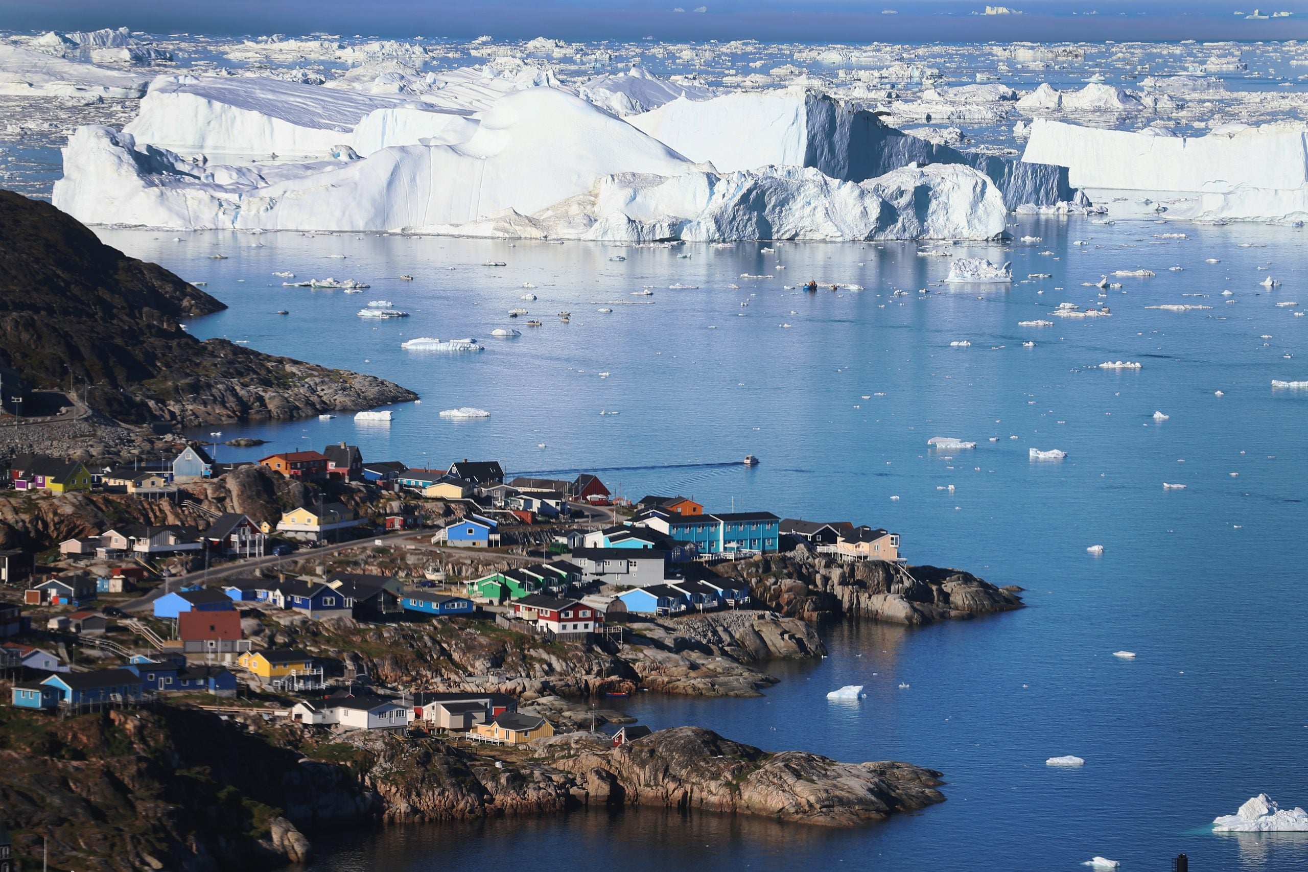 Greenland's election result sends a message of environmental hope